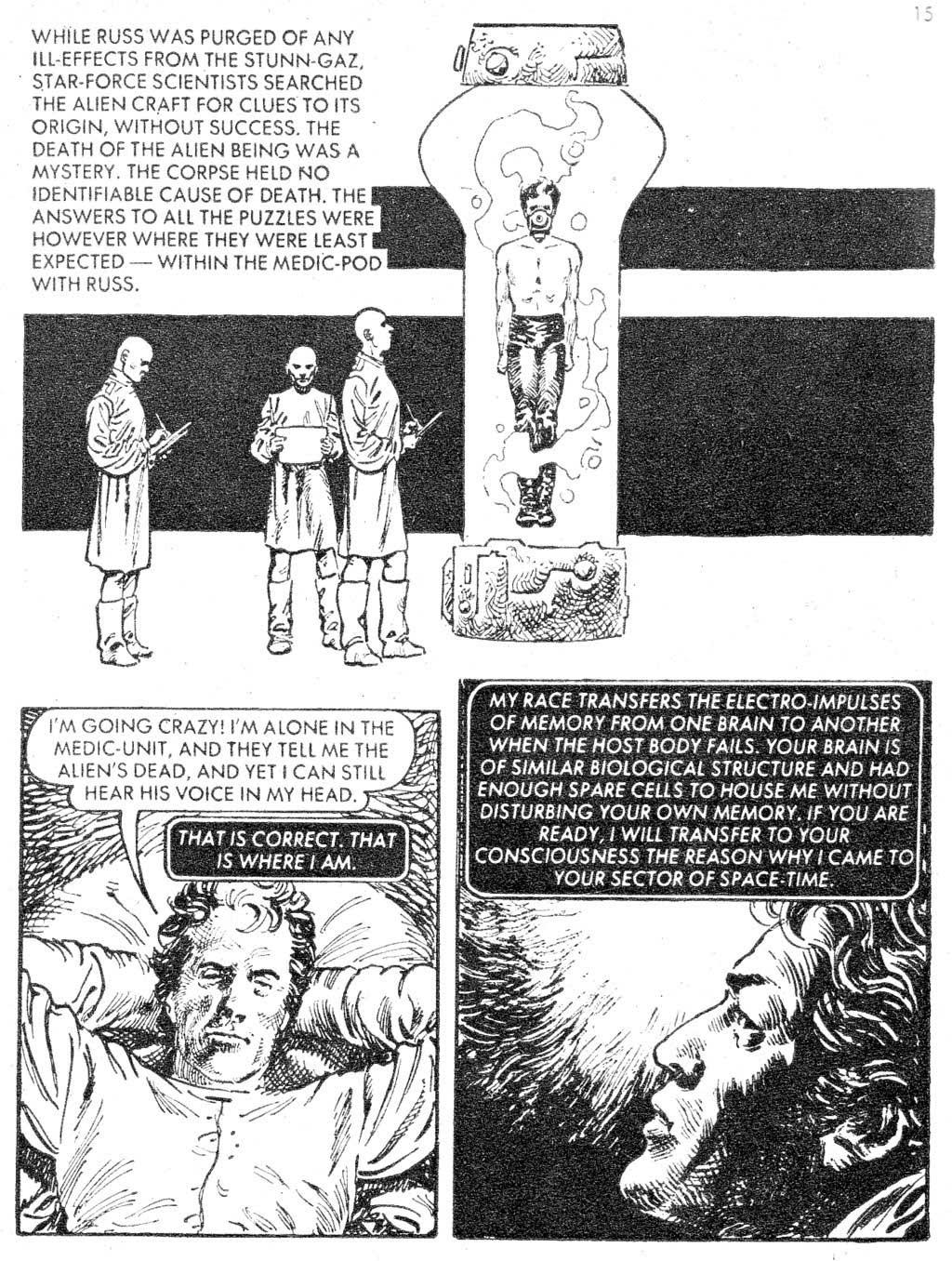 Starblazer issue 87 - Page 15