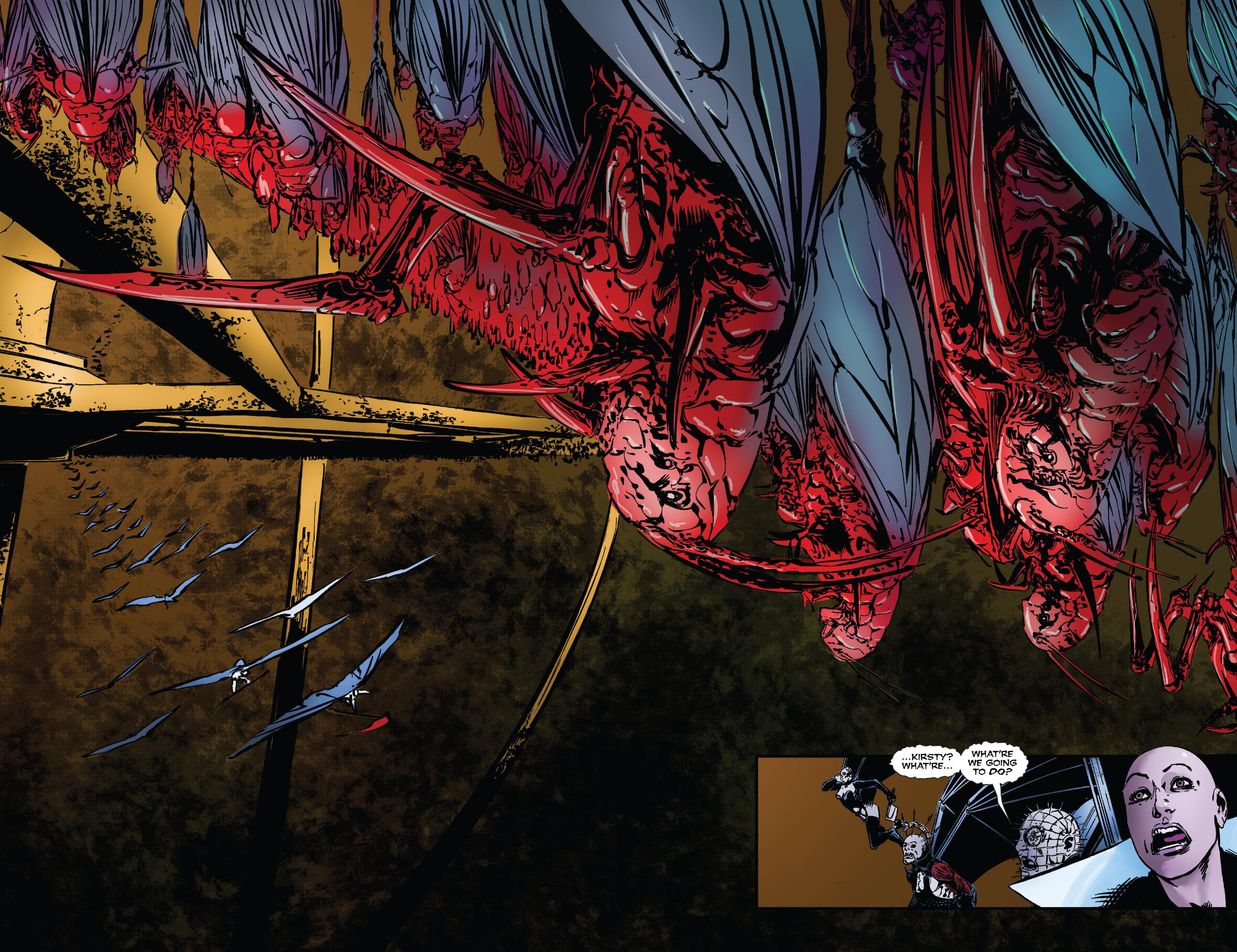 Read online Clive Barker's Hellraiser: The Dark Watch comic -  Issue # TPB 3 - 72
