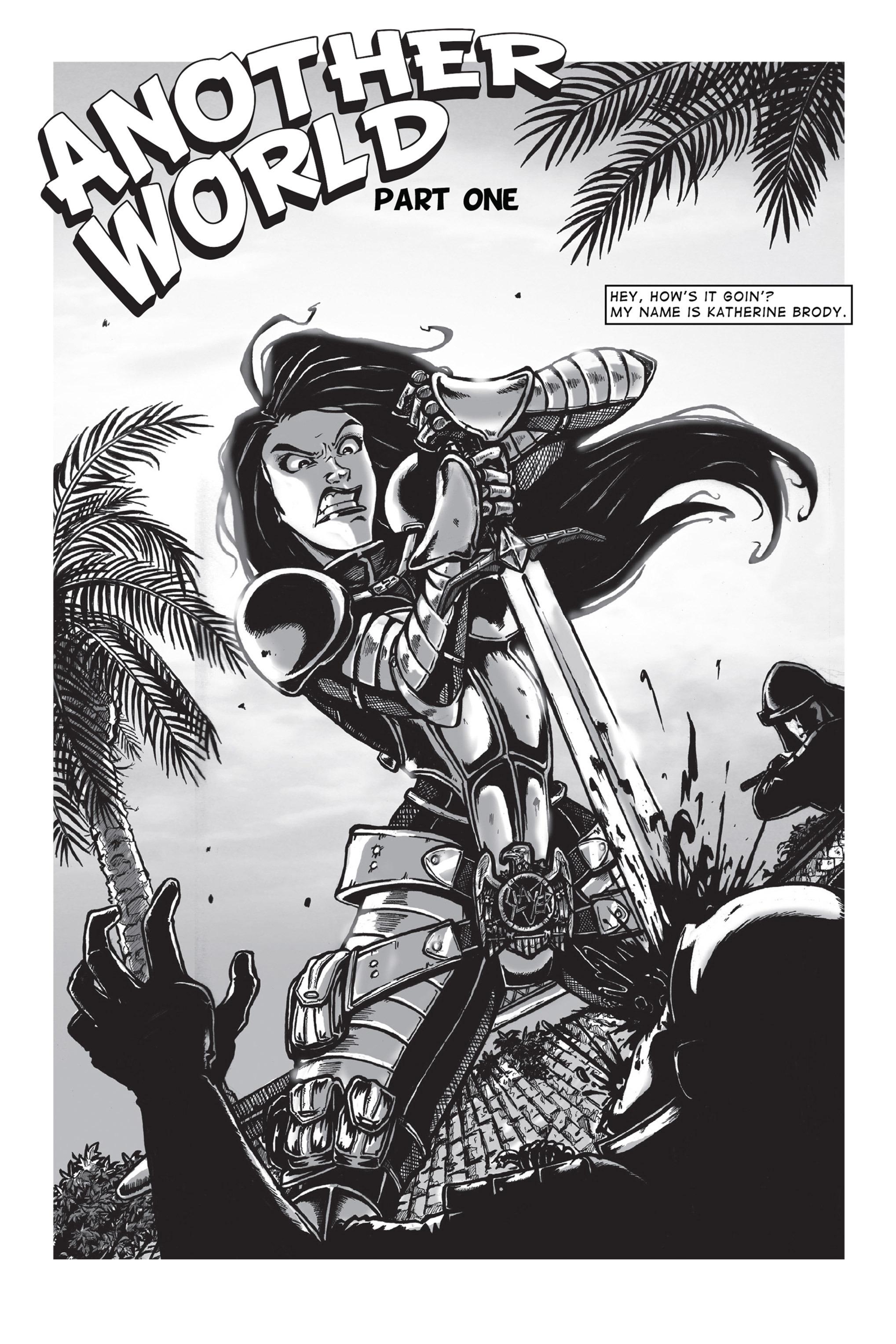 Read online American Dark Age comic -  Issue #1 - 2