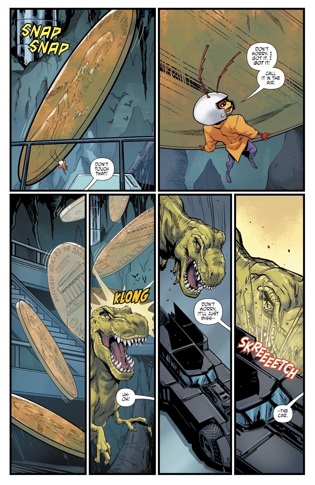 Read online Scooby Apocalypse comic -  Issue #35 - 24