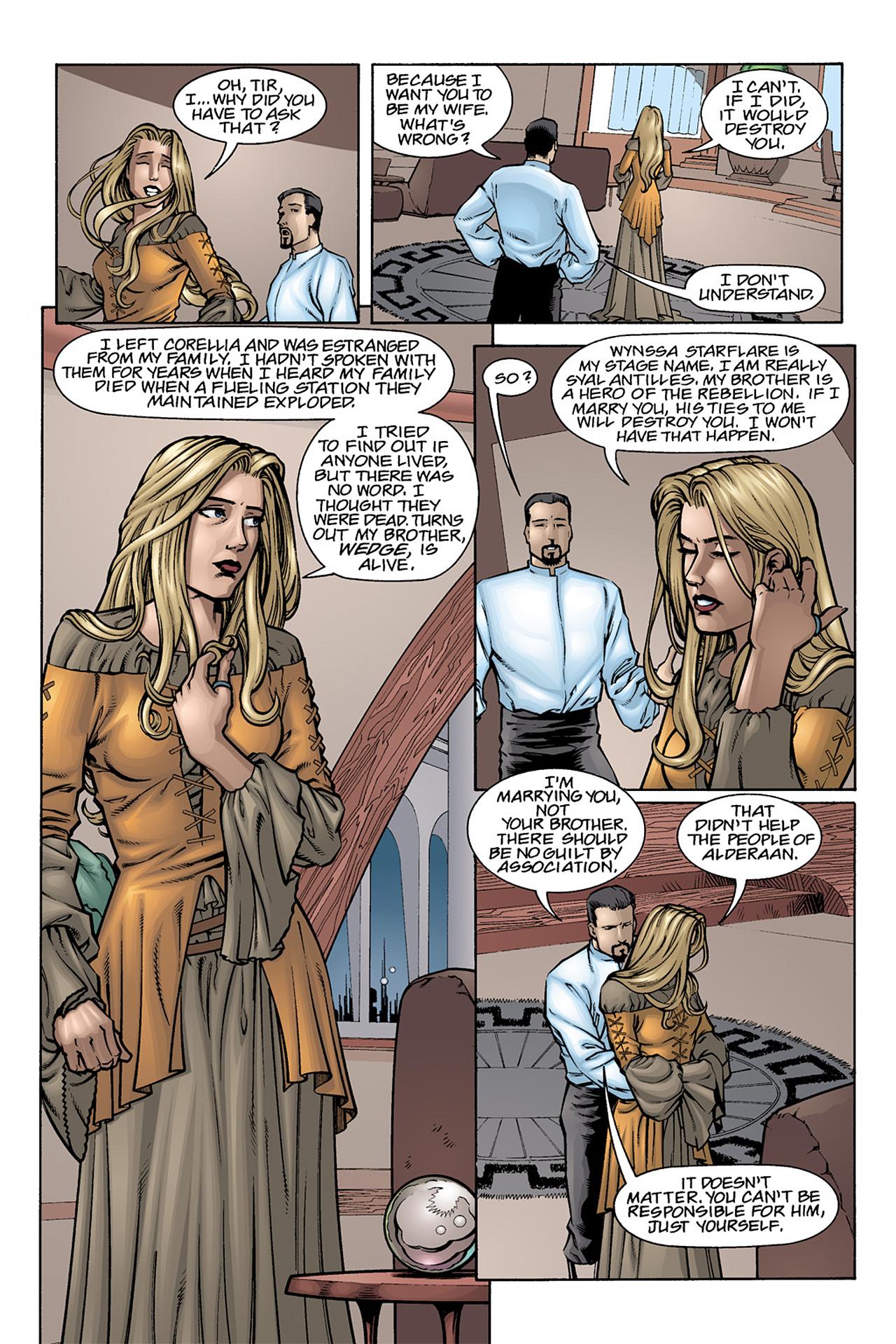 Read online Star Wars Omnibus comic -  Issue # Vol. 3 - 121