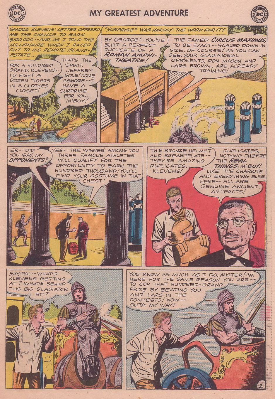 My Greatest Adventure (1955) issue 65 - Page 15