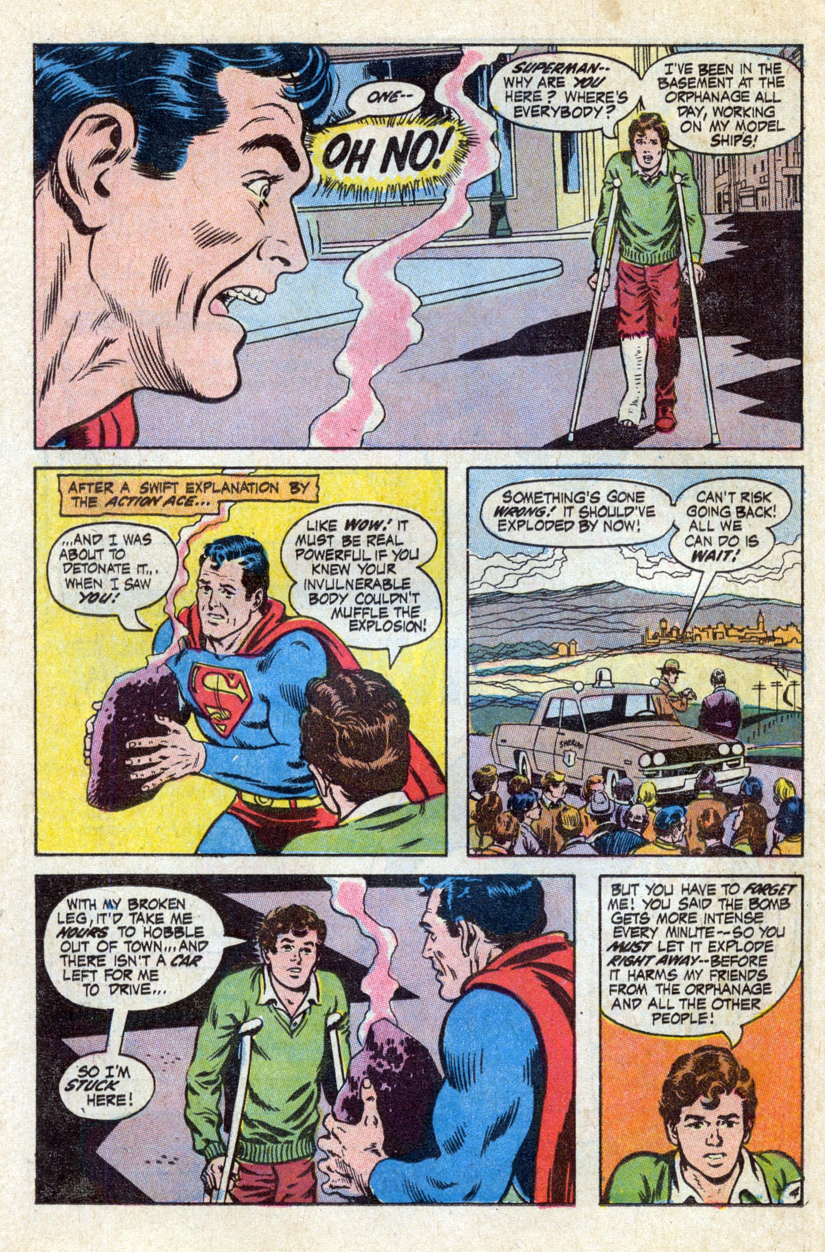 Read online Action Comics (1938) comic -  Issue #401 - 27