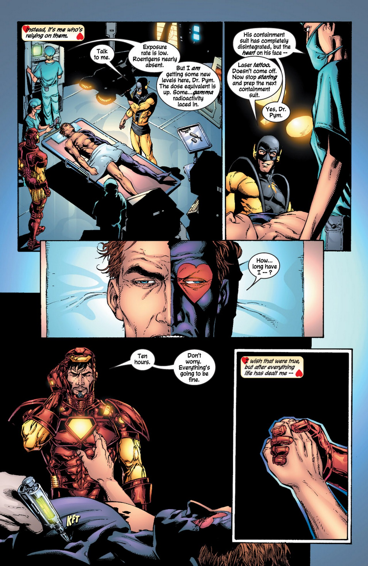 Read online Avengers (1998) comic -  Issue #62 - 5
