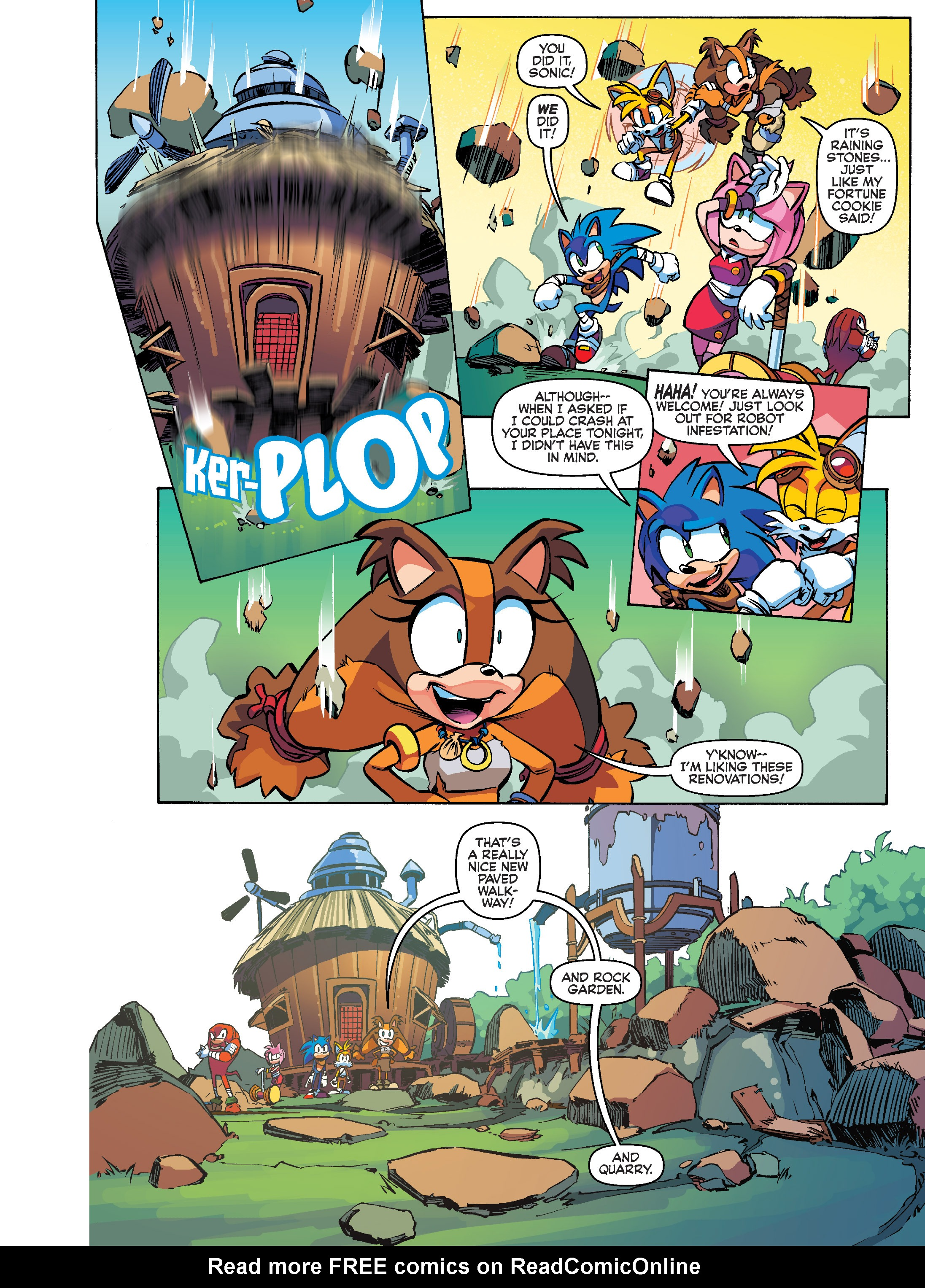 Read online Sonic Super Digest comic -  Issue #10 - 20