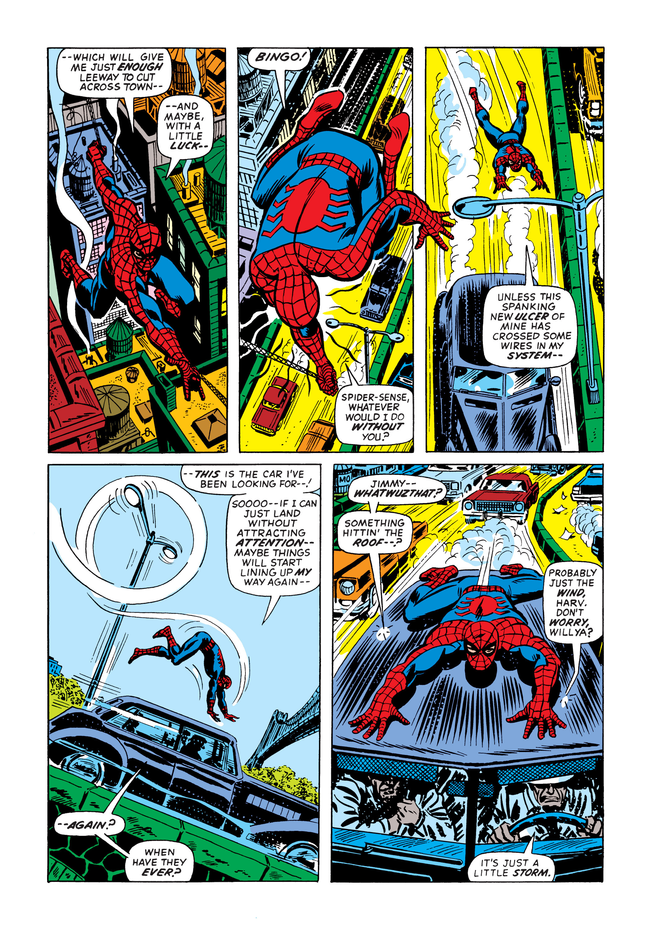 The Amazing Spider-Man (1963) 114 Page 17