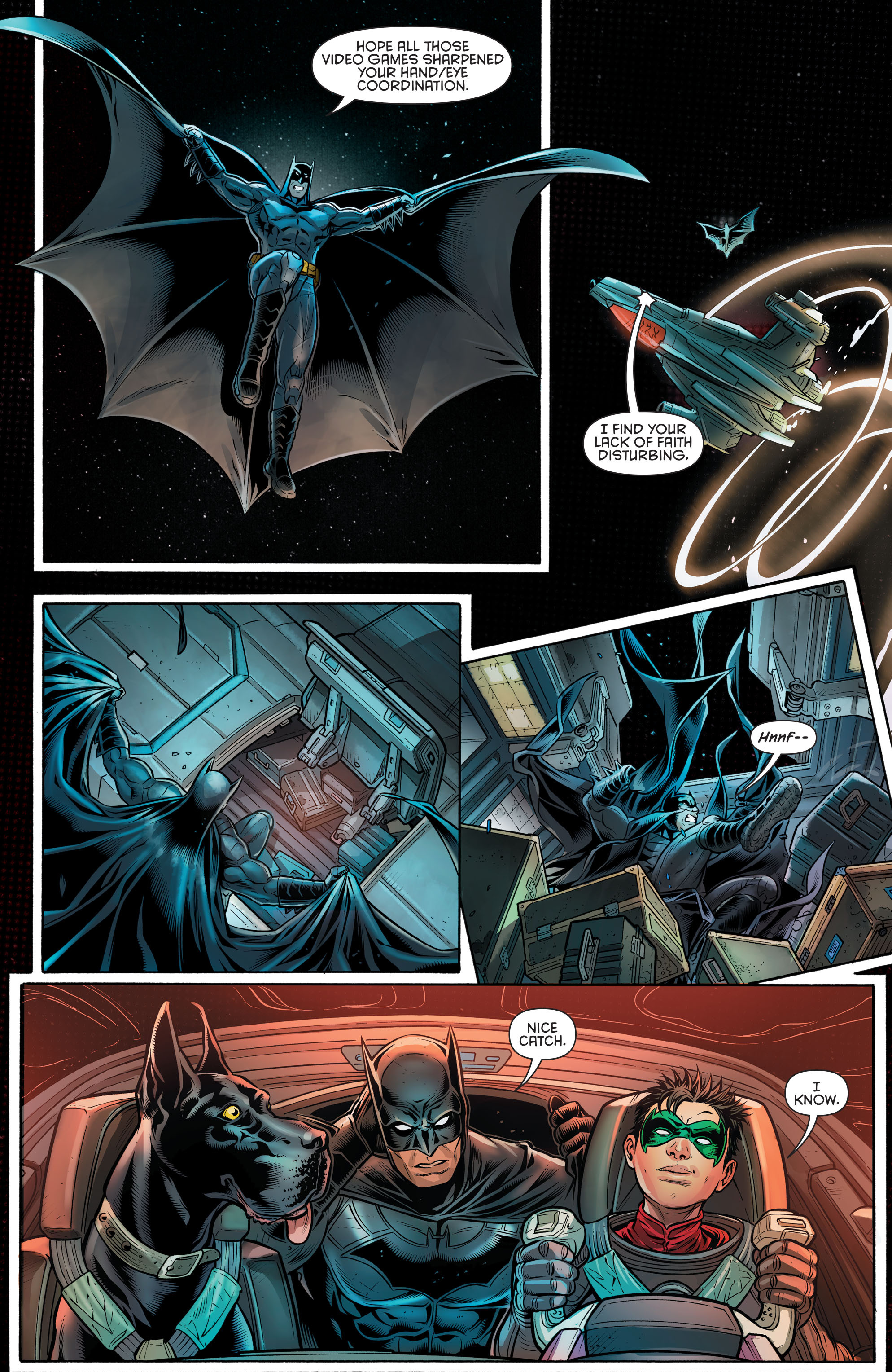 Read online Batman and Robin (2011) comic -  Issue # Annual 3 - 32