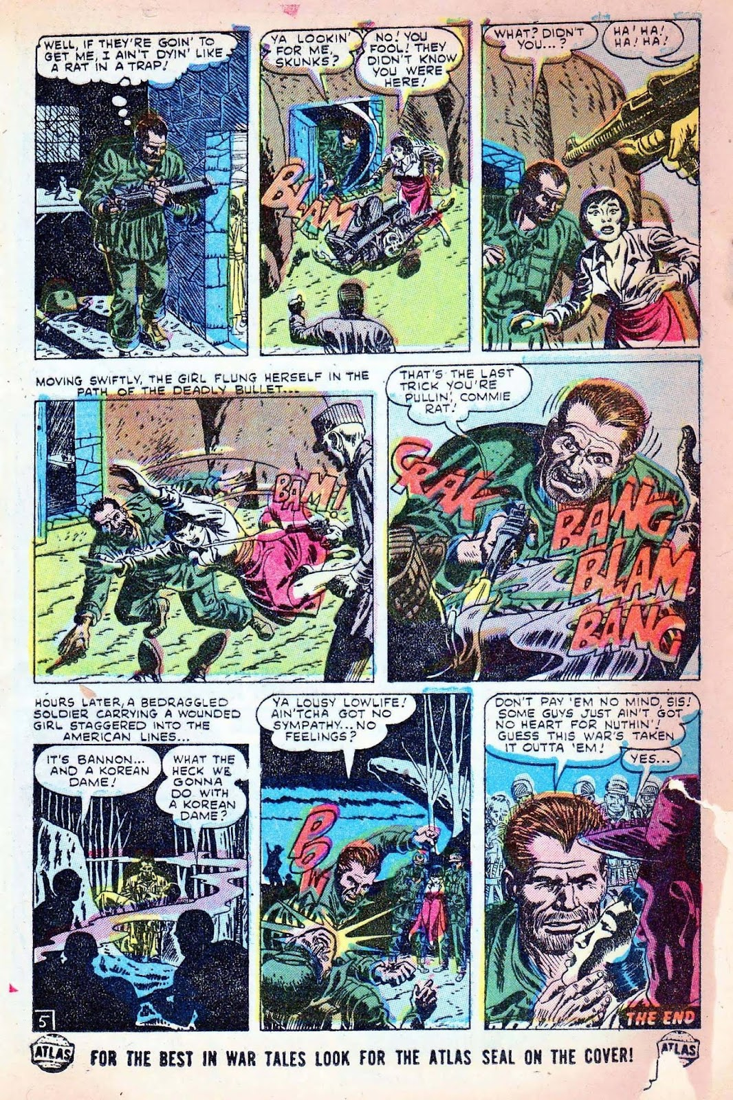 Combat (1952) issue 7 - Page 16