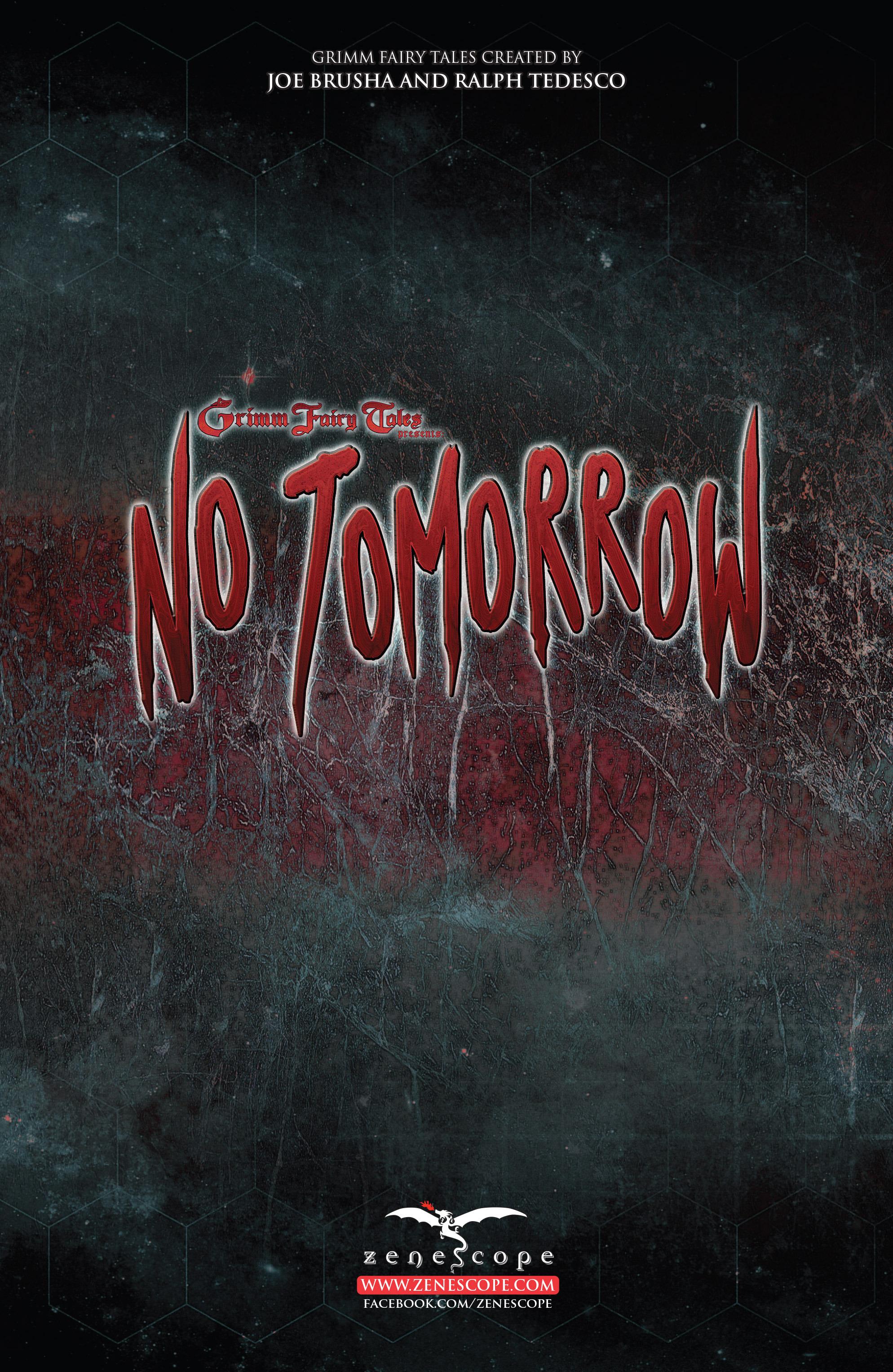 Read online Grimm Fairy Tales presents No Tomorrow comic -  Issue # TPB - 2