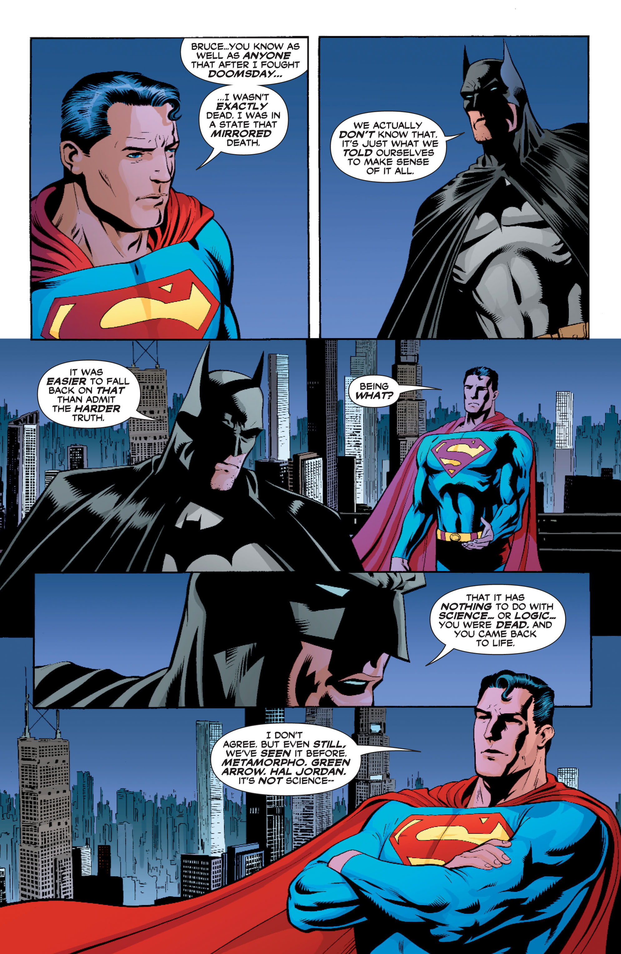Read online Batman: Under The Red Hood comic -  Issue # Full - 143