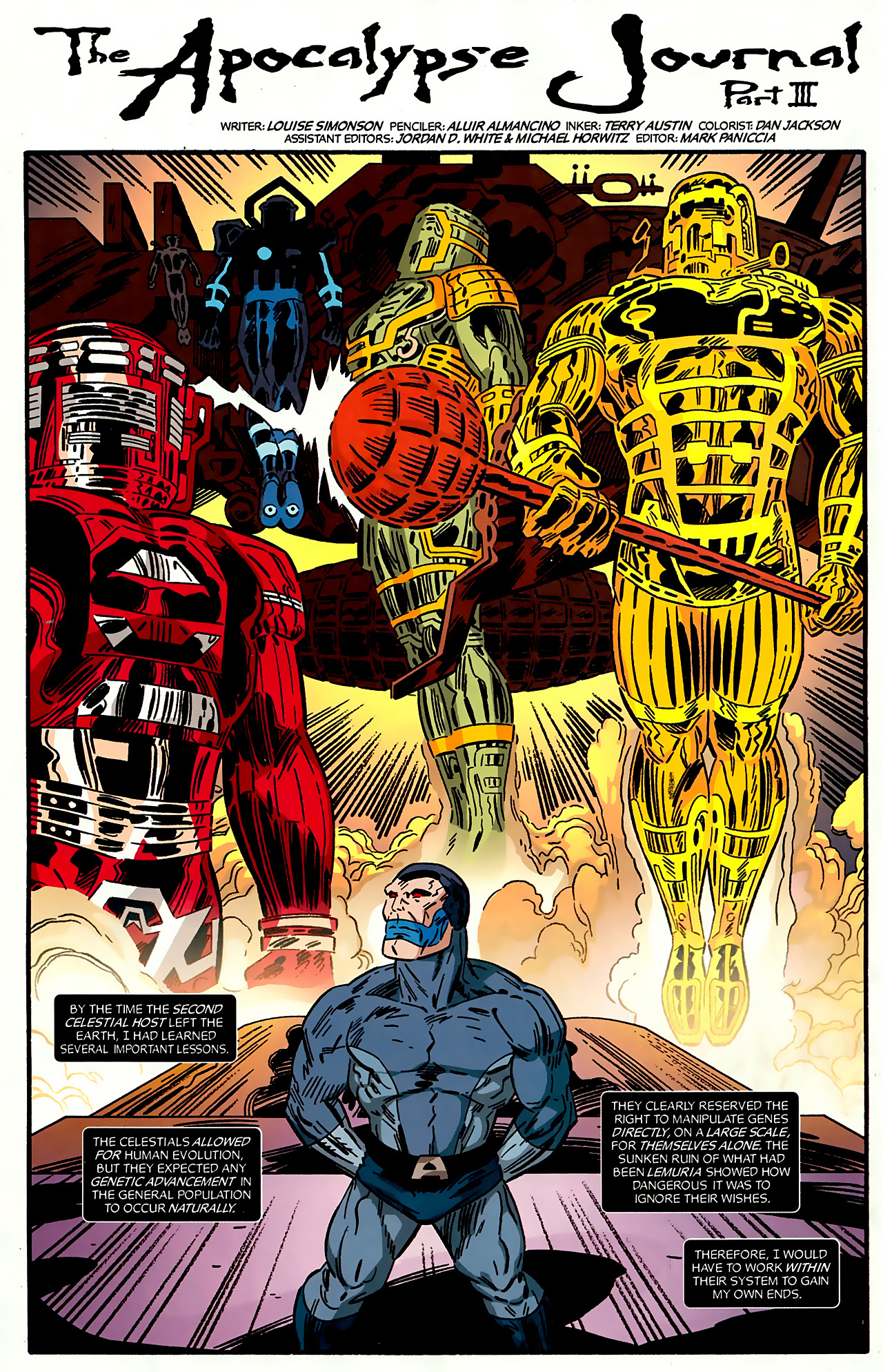Read online X-Factor Forever comic -  Issue #3 - 18