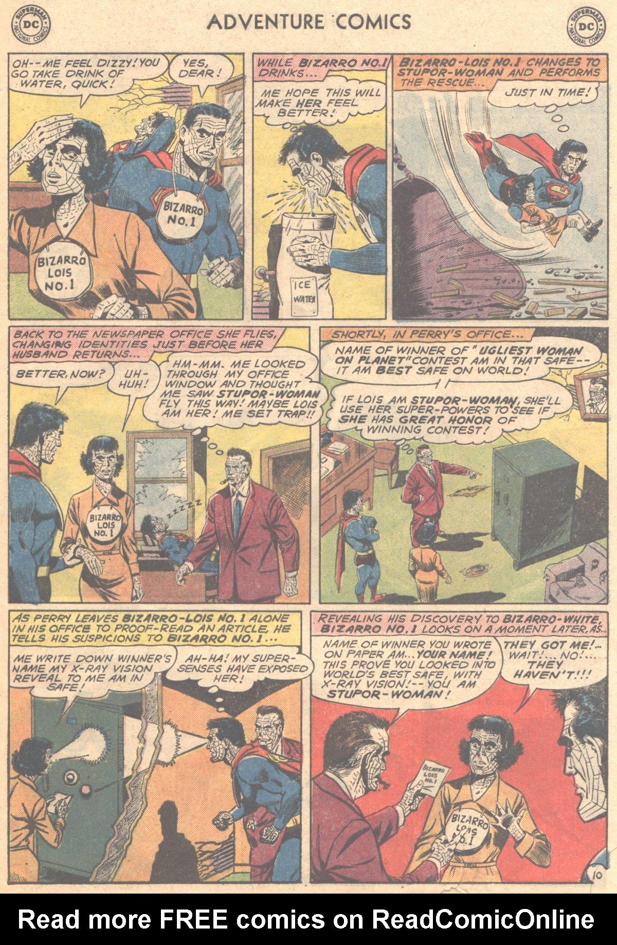 Read online Adventure Comics (1938) comic -  Issue #288 - 29