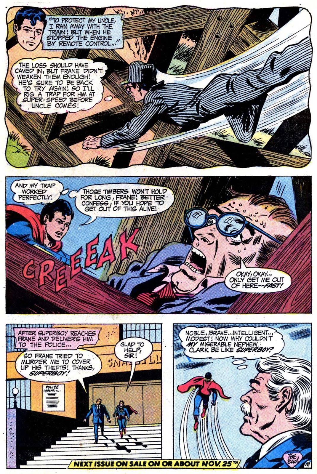 Superboy (1949) issue 180 - Page 25