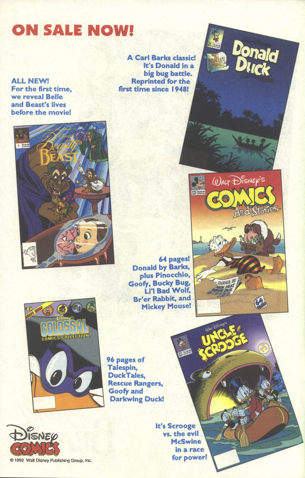 Walt Disney's Comics and Stories issue 576 - Page 12