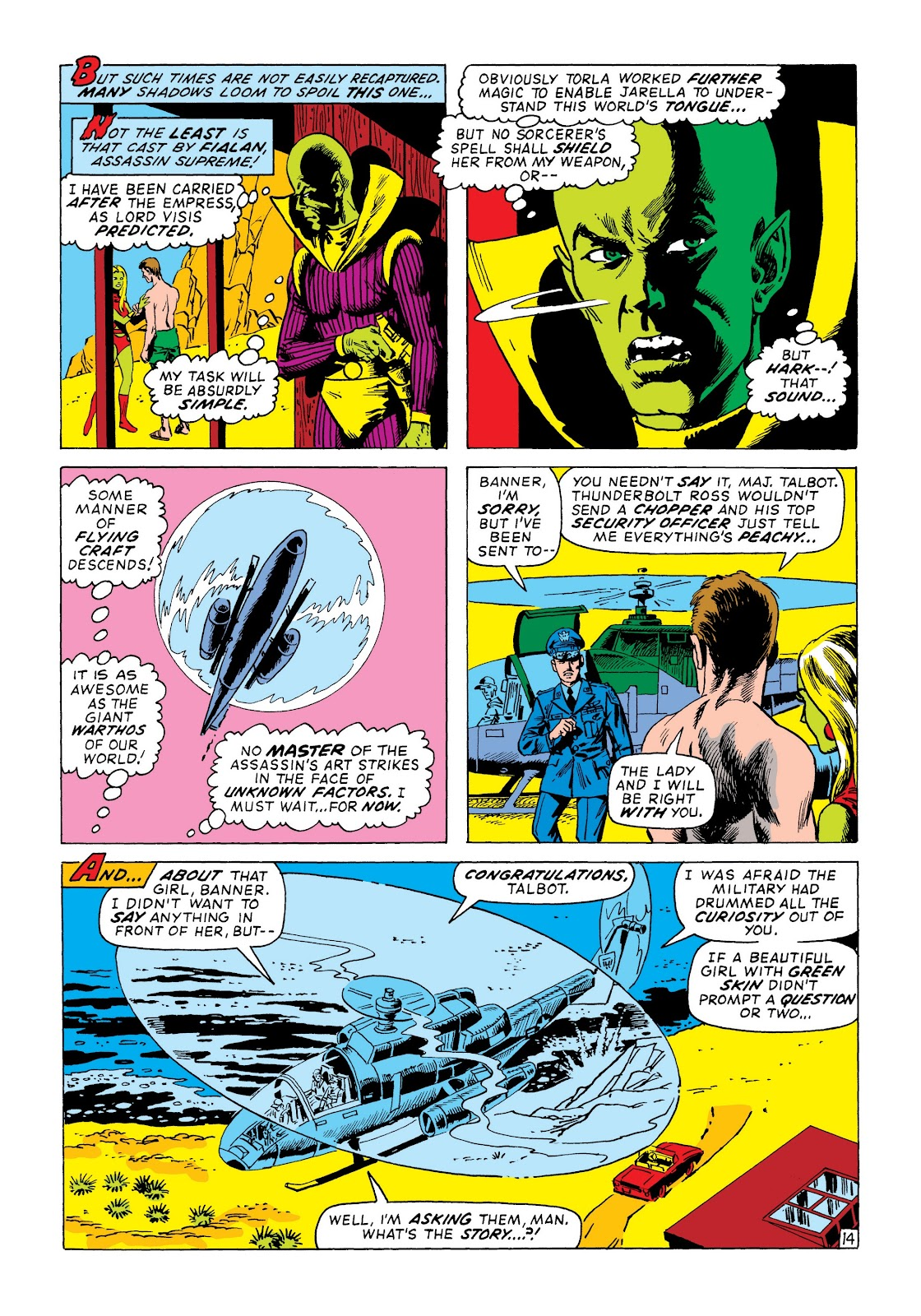 Read online Marvel Masterworks: The Incredible Hulk comic -  Issue # TPB 8 (Part 1) - 99
