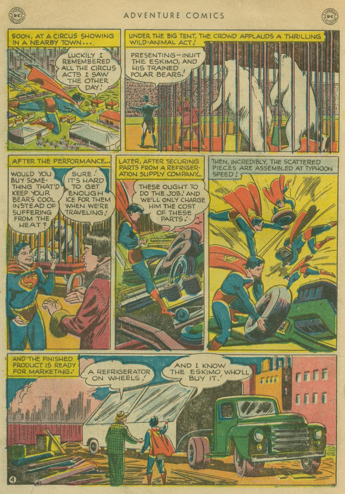 Read online Adventure Comics (1938) comic -  Issue #130 - 5