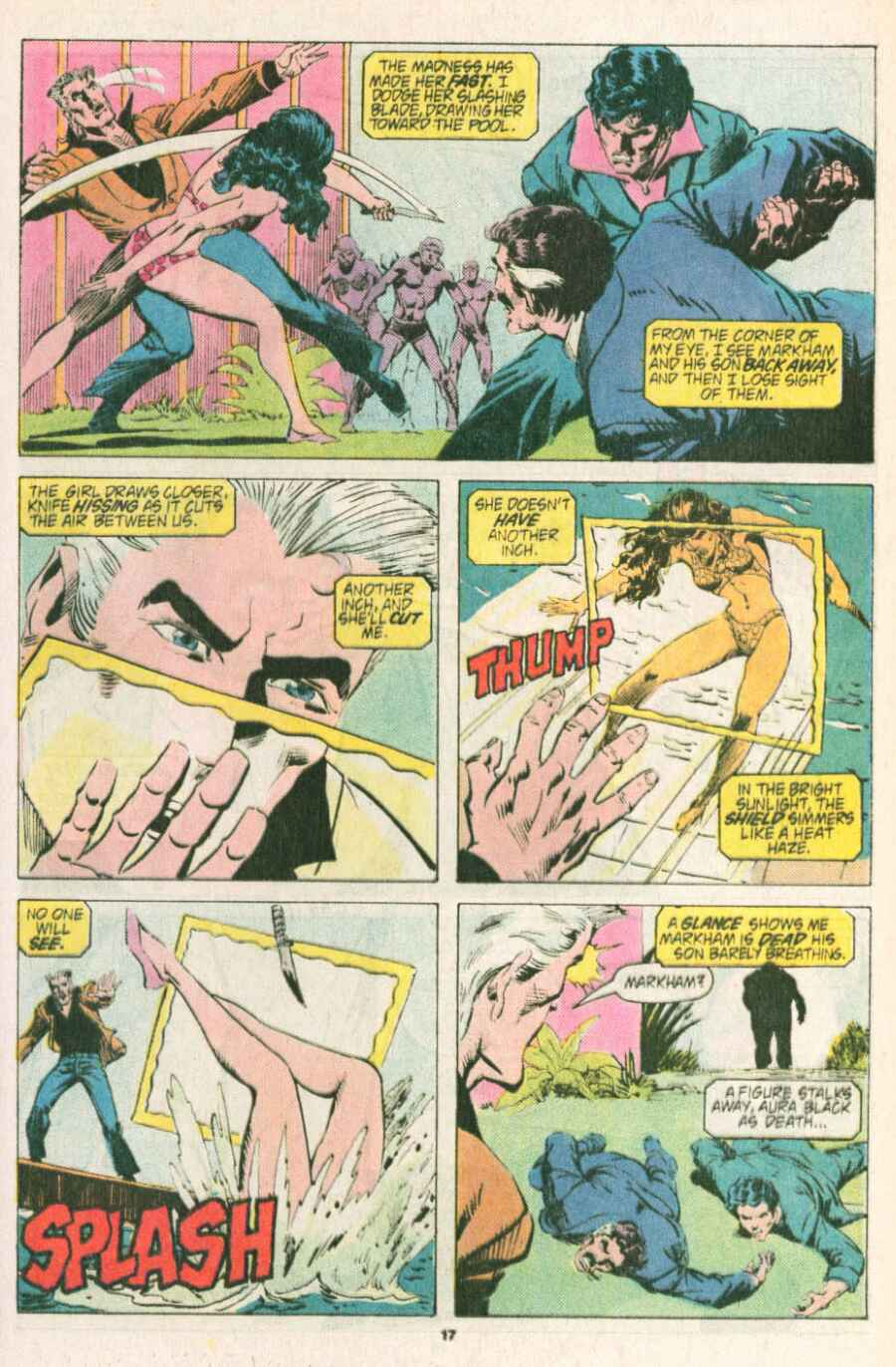 Read online Justice (1986) comic -  Issue #13 - 18