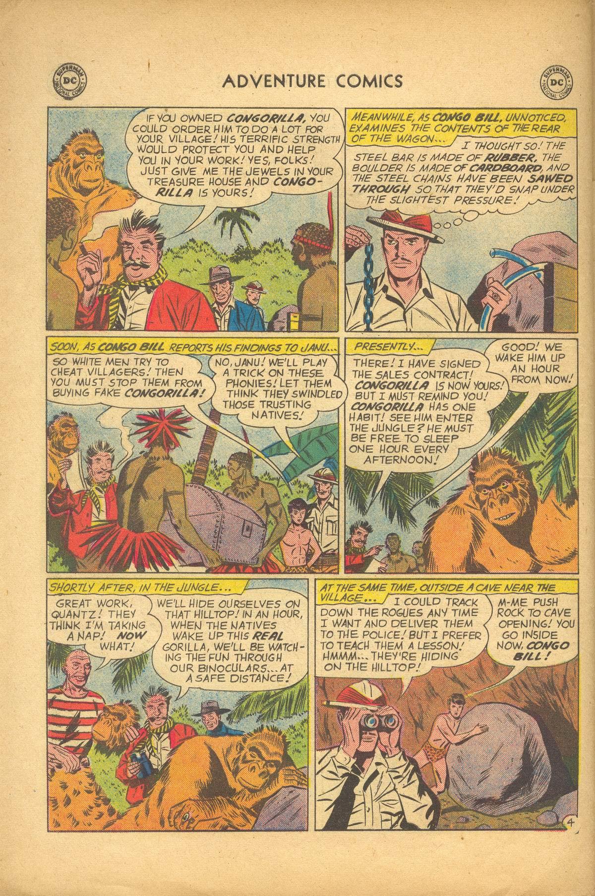 Read online Adventure Comics (1938) comic -  Issue #273 - 30