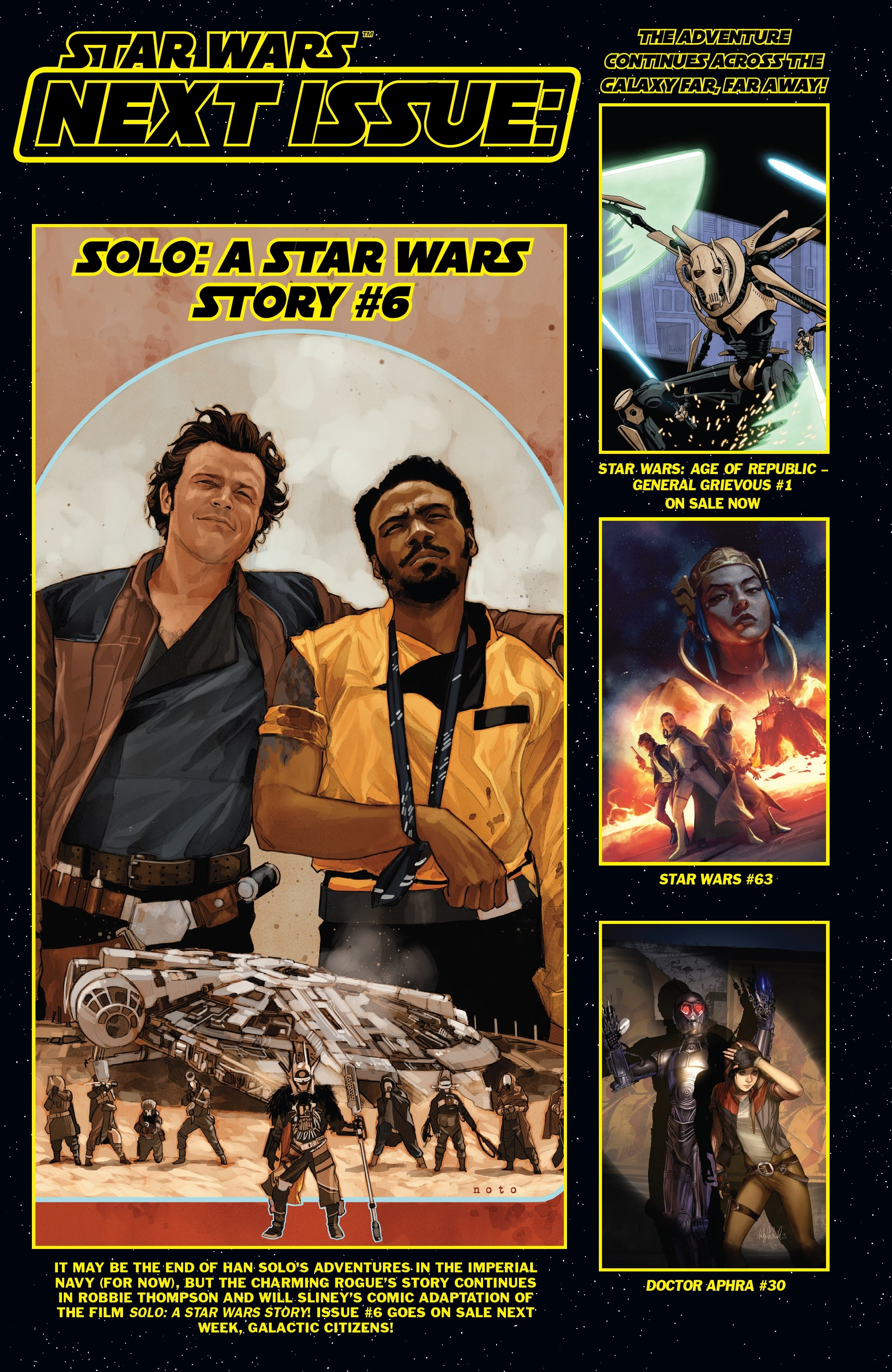 Star Wars: Han Solo - Imperial Cadet Issue # 5 - ReadComic.Org