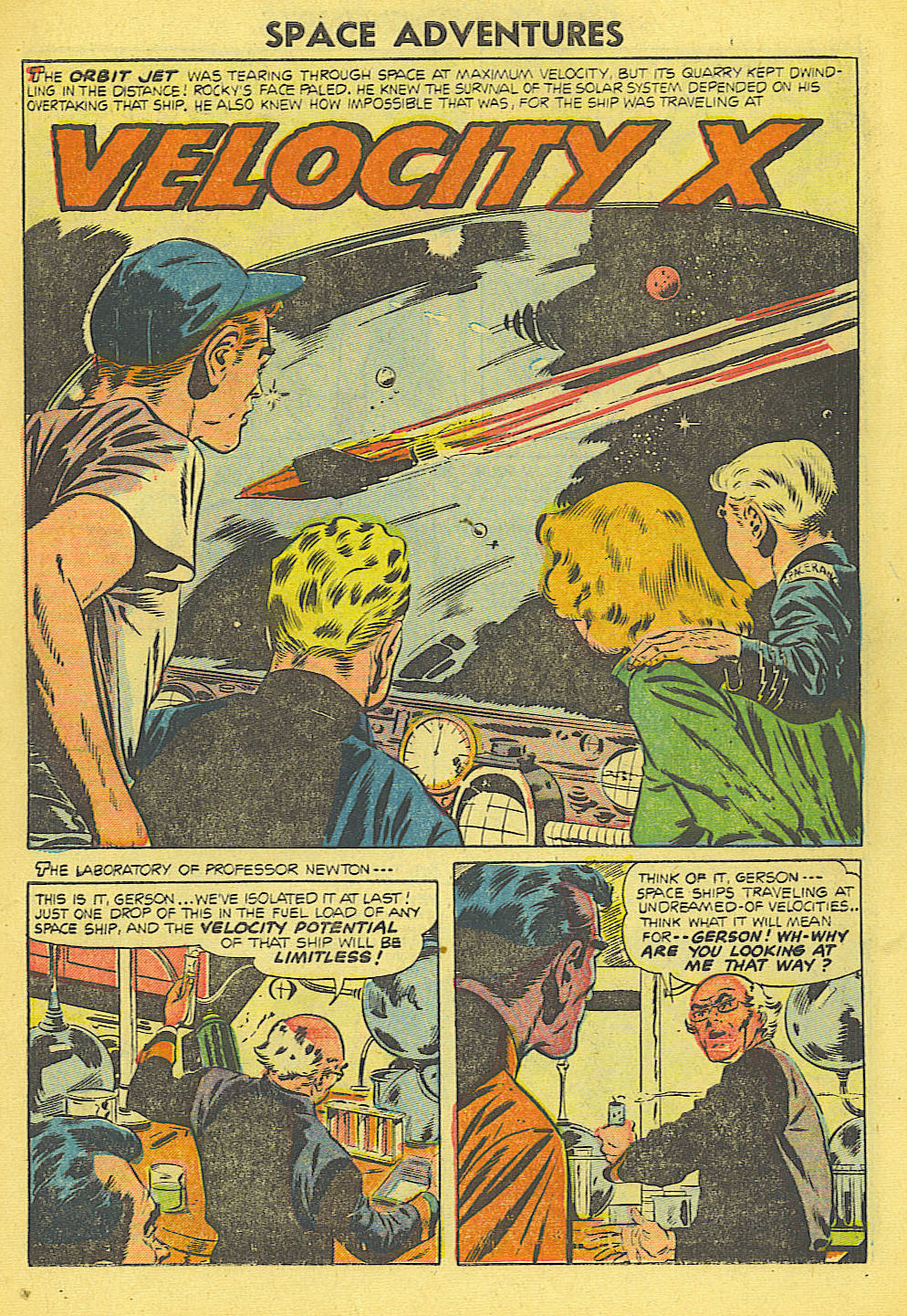 Read online Space Adventures comic -  Issue #15 - 6