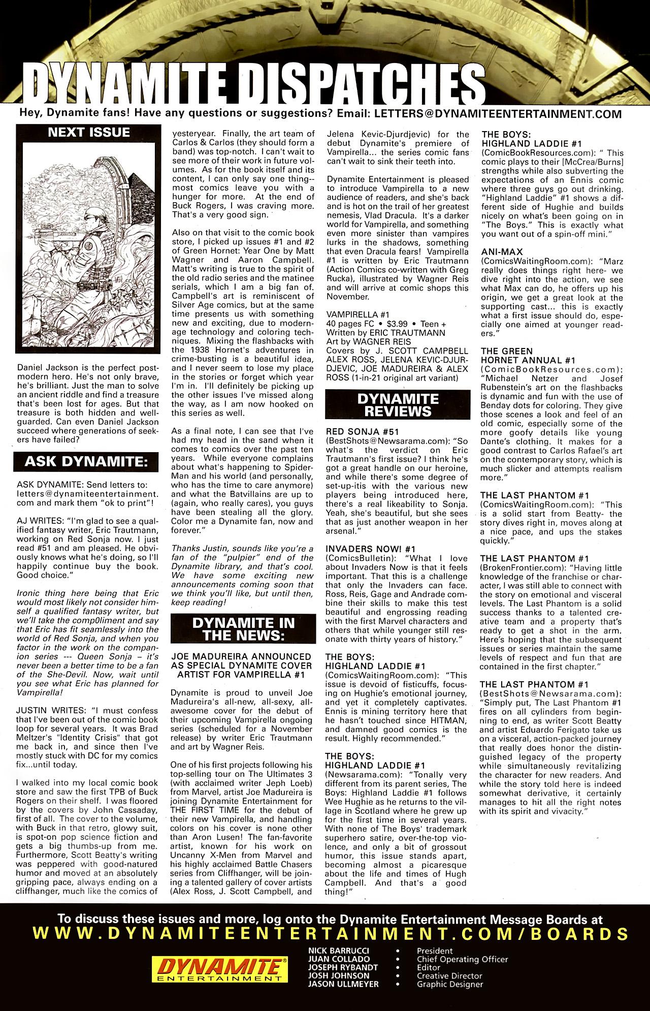 Read online Stargate: Daniel Jackson comic -  Issue #3 - 25