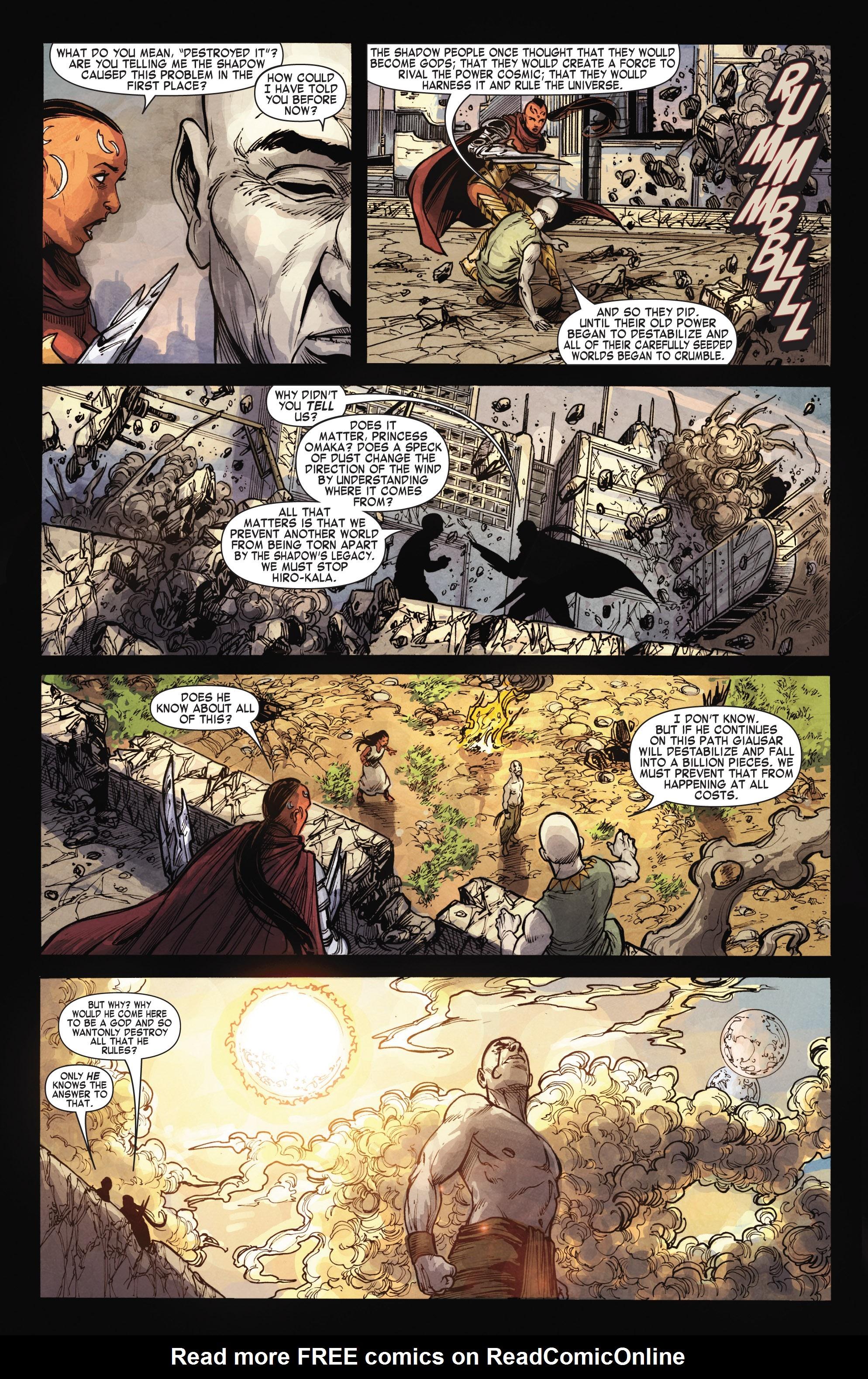 Read online Skaar: Son of Hulk comic -  Issue #15 - 17