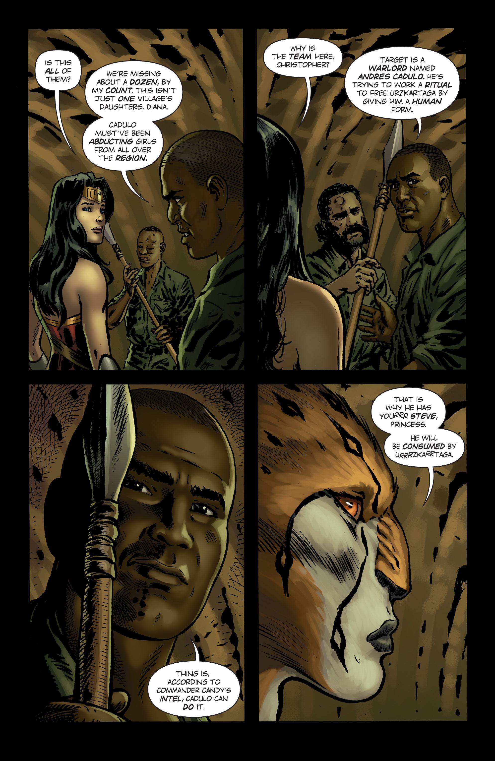Read online Wonder Woman (2016) comic -  Issue #7 - 6