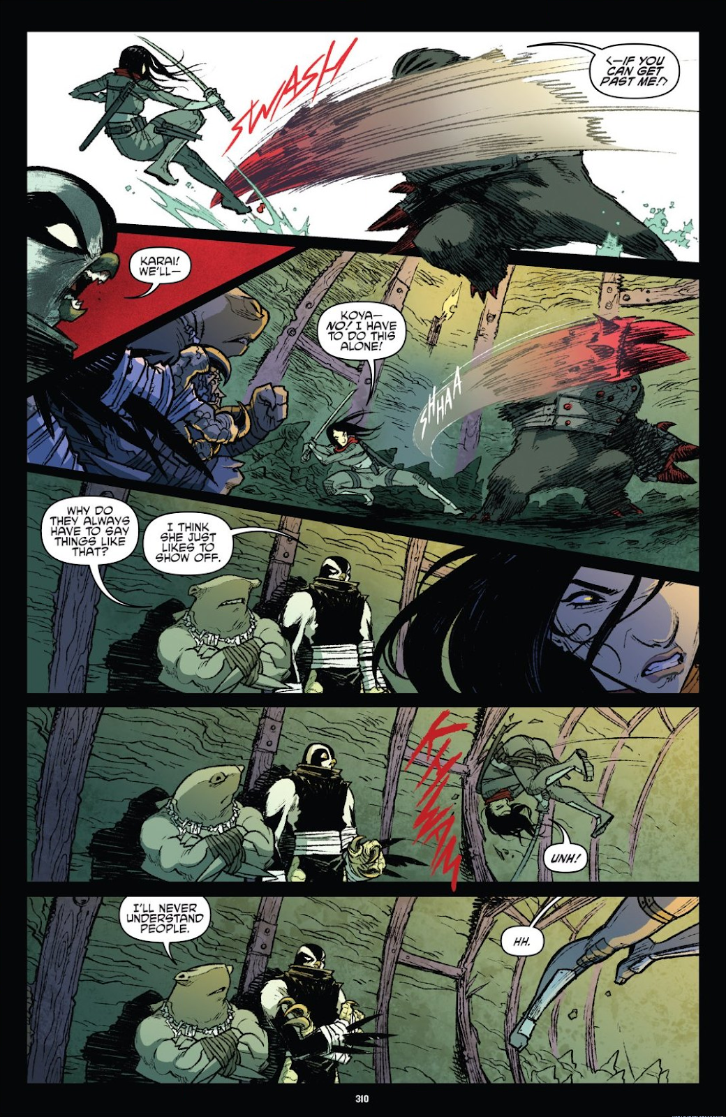 Read online Teenage Mutant Ninja Turtles: The IDW Collection comic -  Issue # TPB 9 (Part 4) - 7