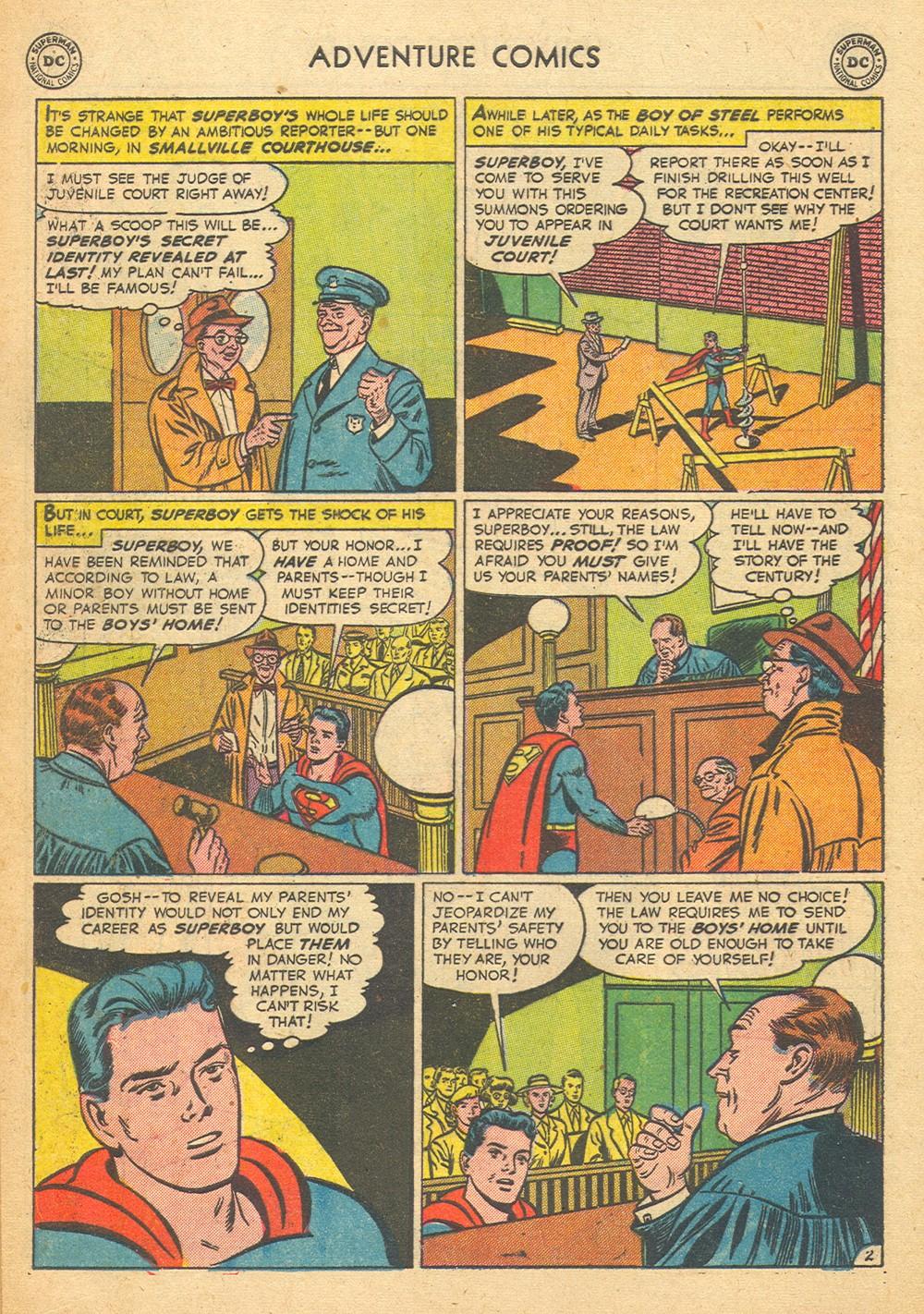 Read online Adventure Comics (1938) comic -  Issue #176 - 4