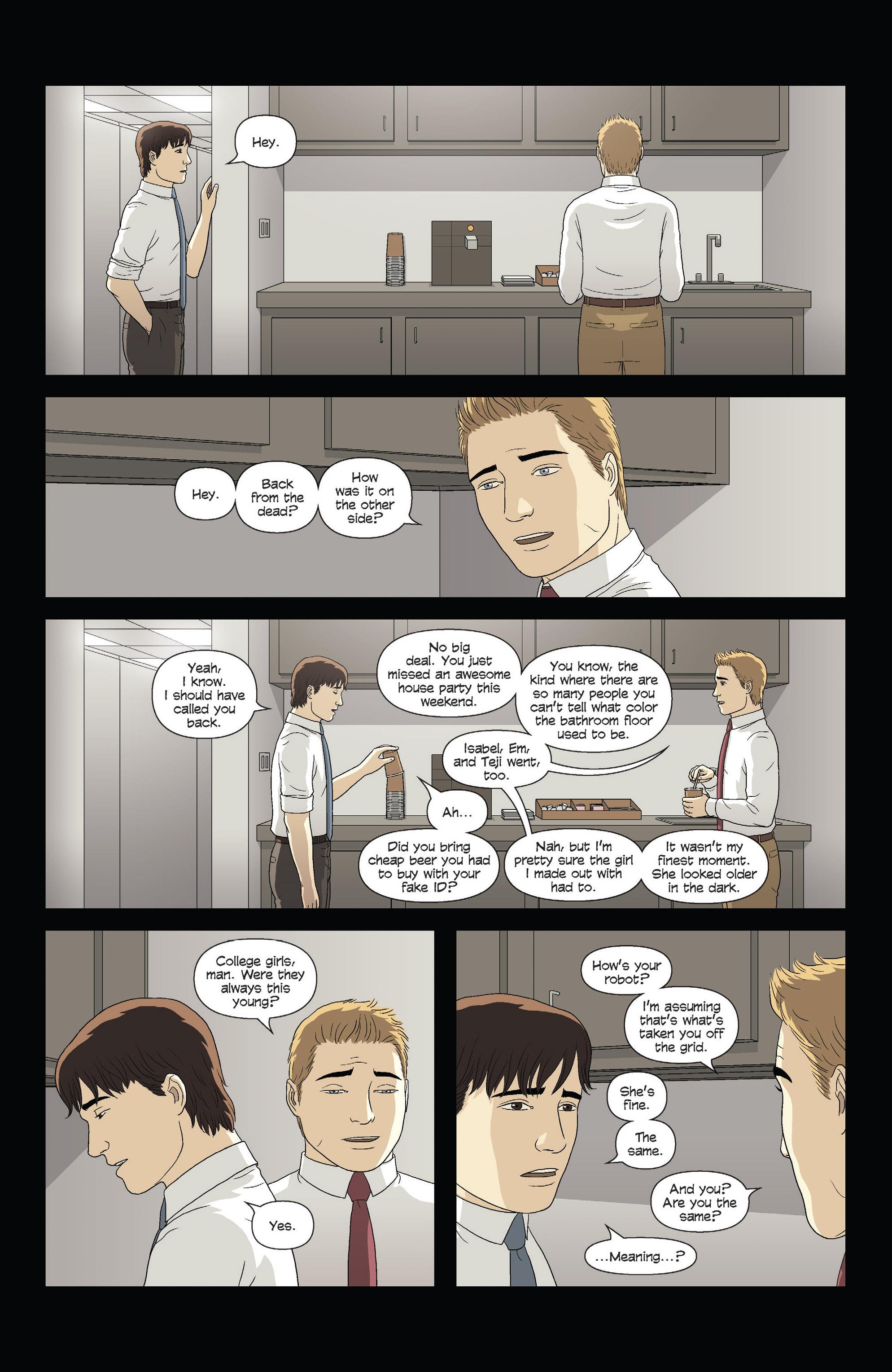 Read online Alex   Ada comic -  Issue #7 - 4