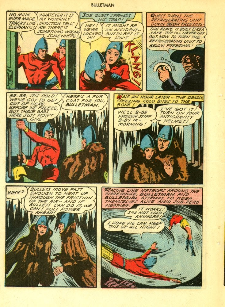 Bulletman issue 16 - Page 19