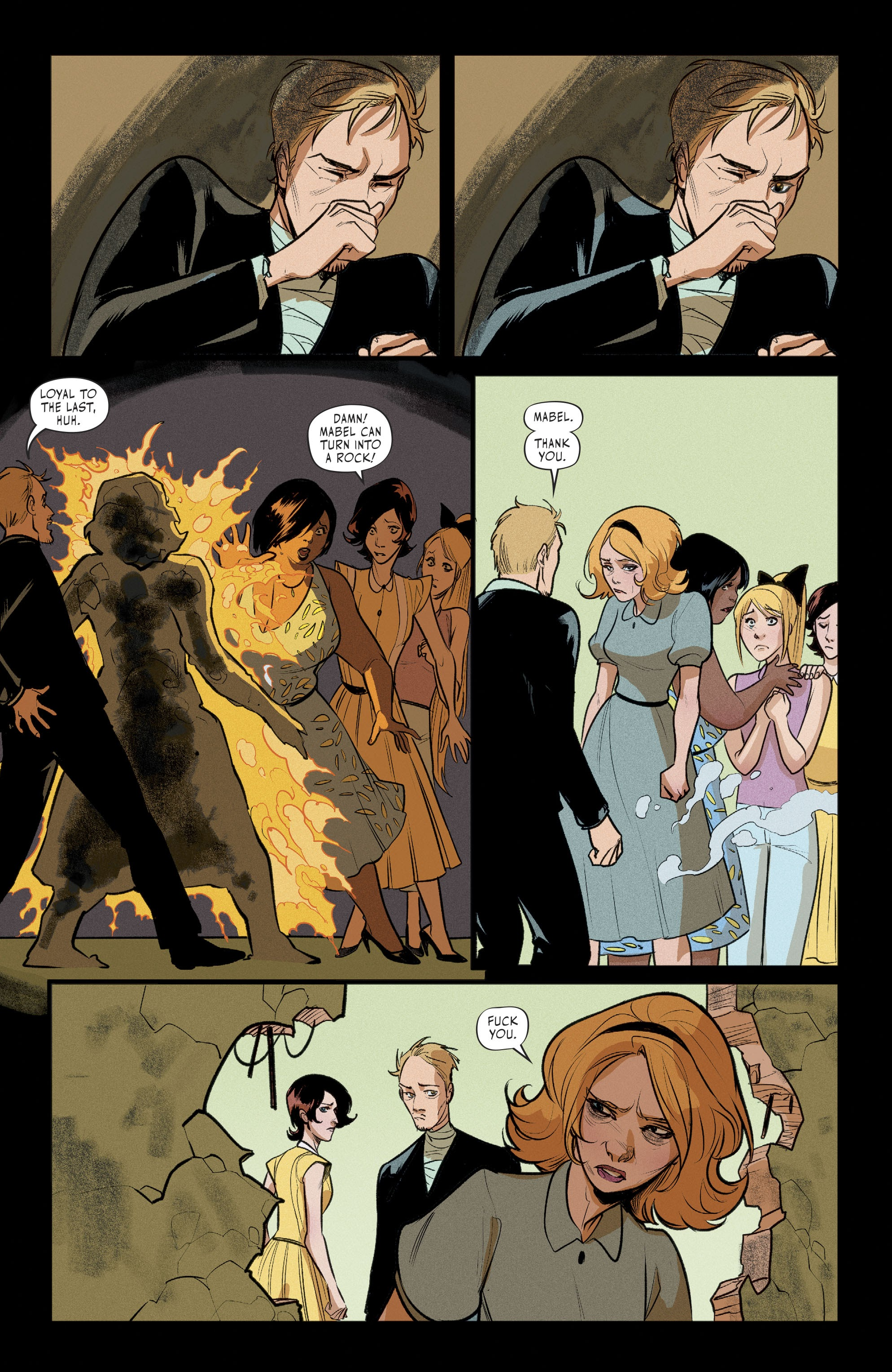 Hex Wives #6 #6 - English 14
