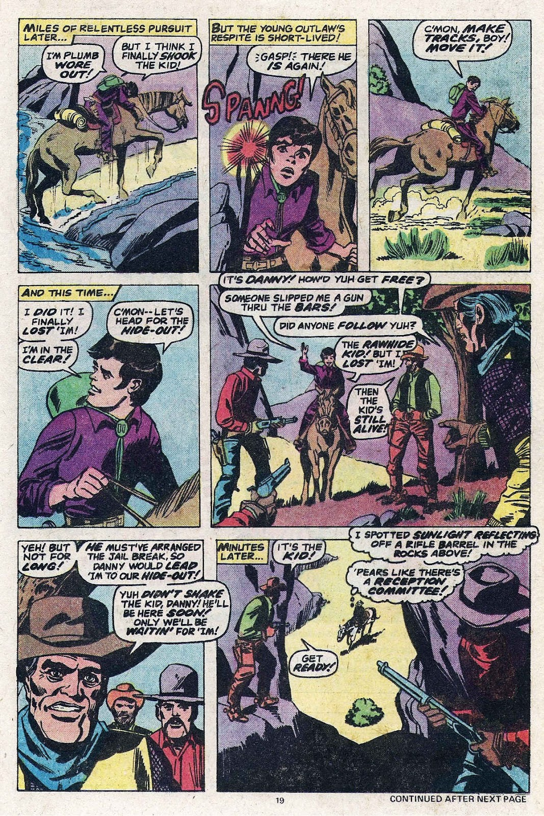 The Rawhide Kid (1955) issue 149 - Page 20