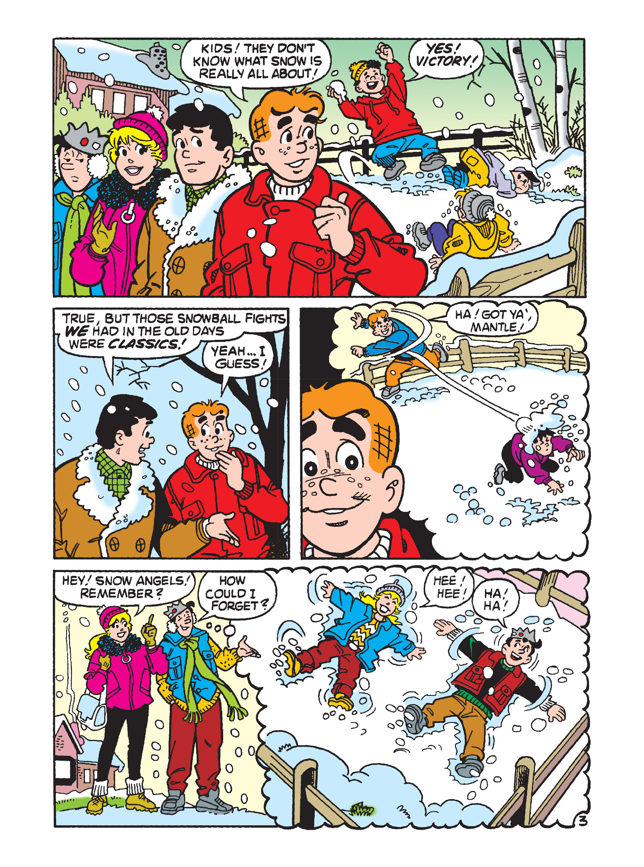 Read online Archie's Funhouse Double Digest comic -  Issue #1 - 26