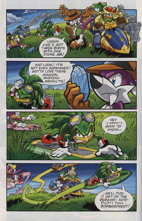 Read online Sonic Universe comic -  Issue #23 - 18
