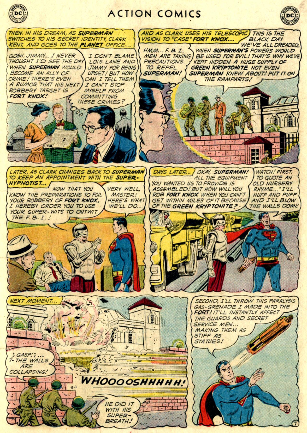 Action Comics (1938) 287 Page 8