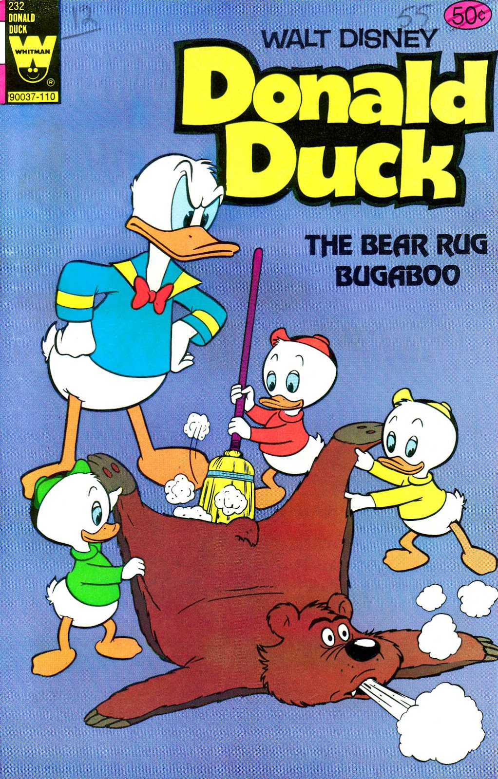 Walt Disney's Donald Duck (1952) issue 232 - Page 1