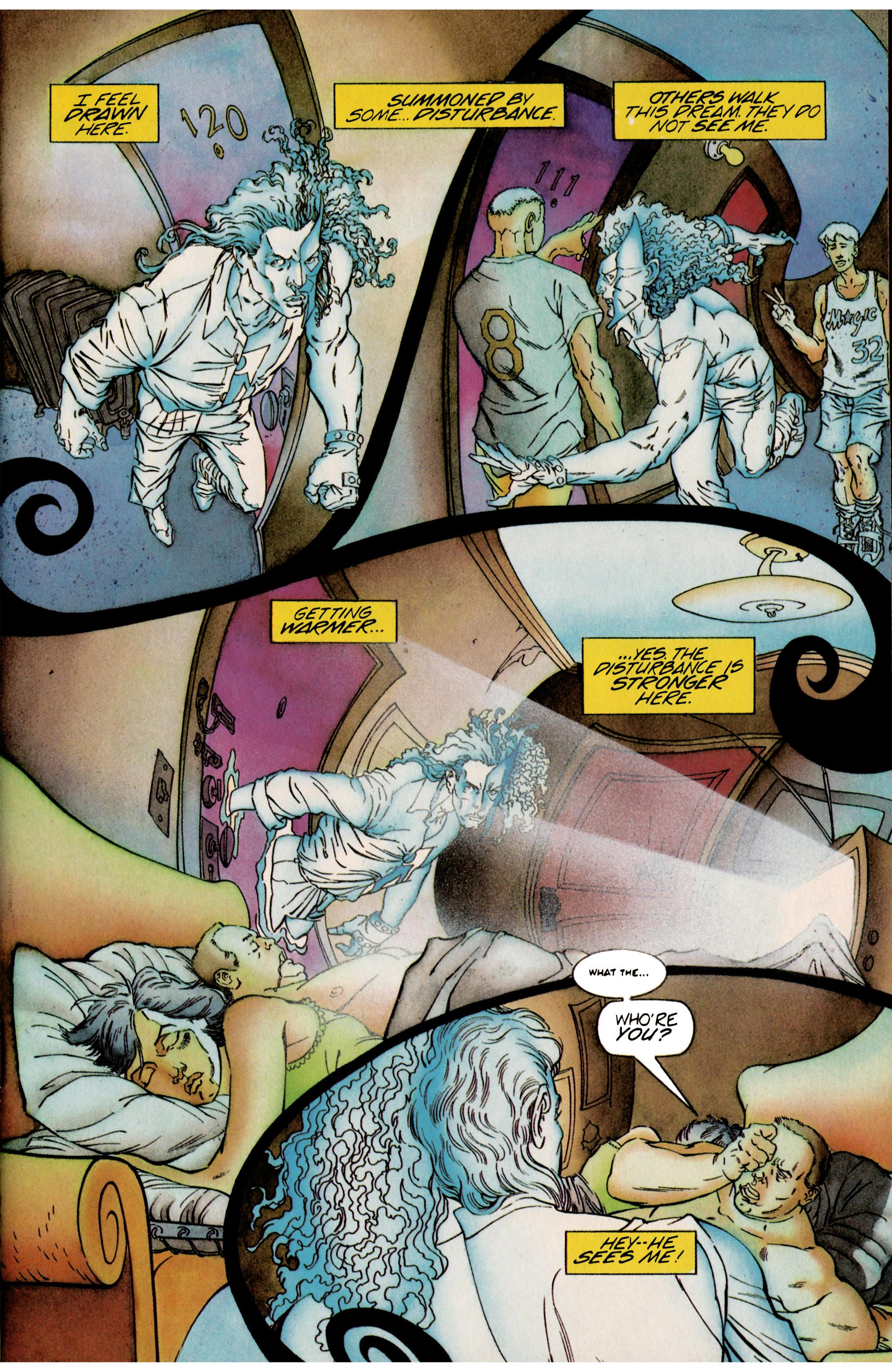 Read online Shadowman (1992) comic -  Issue #25 - 4