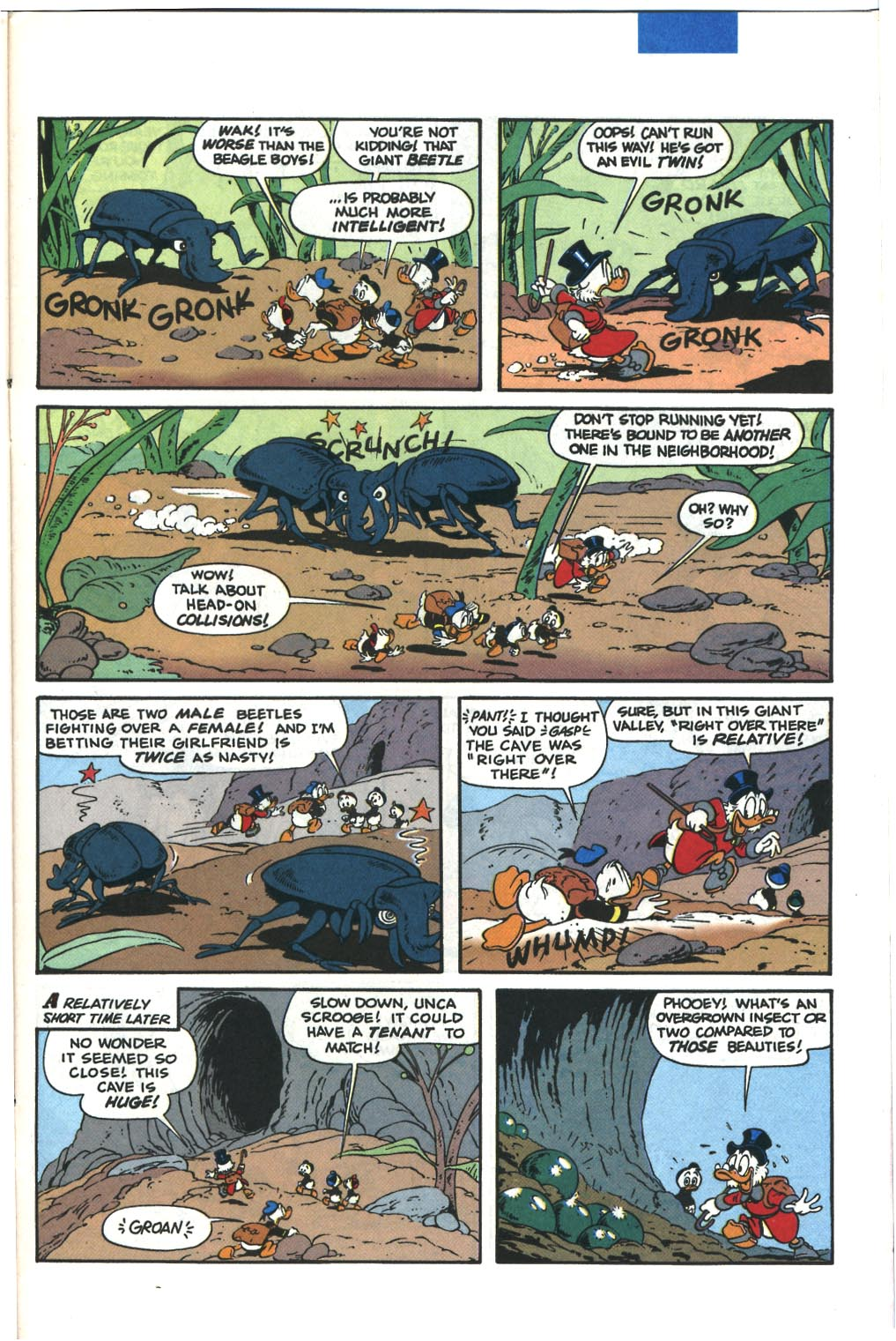 Read online Uncle Scrooge (1953) comic -  Issue #285 - 21