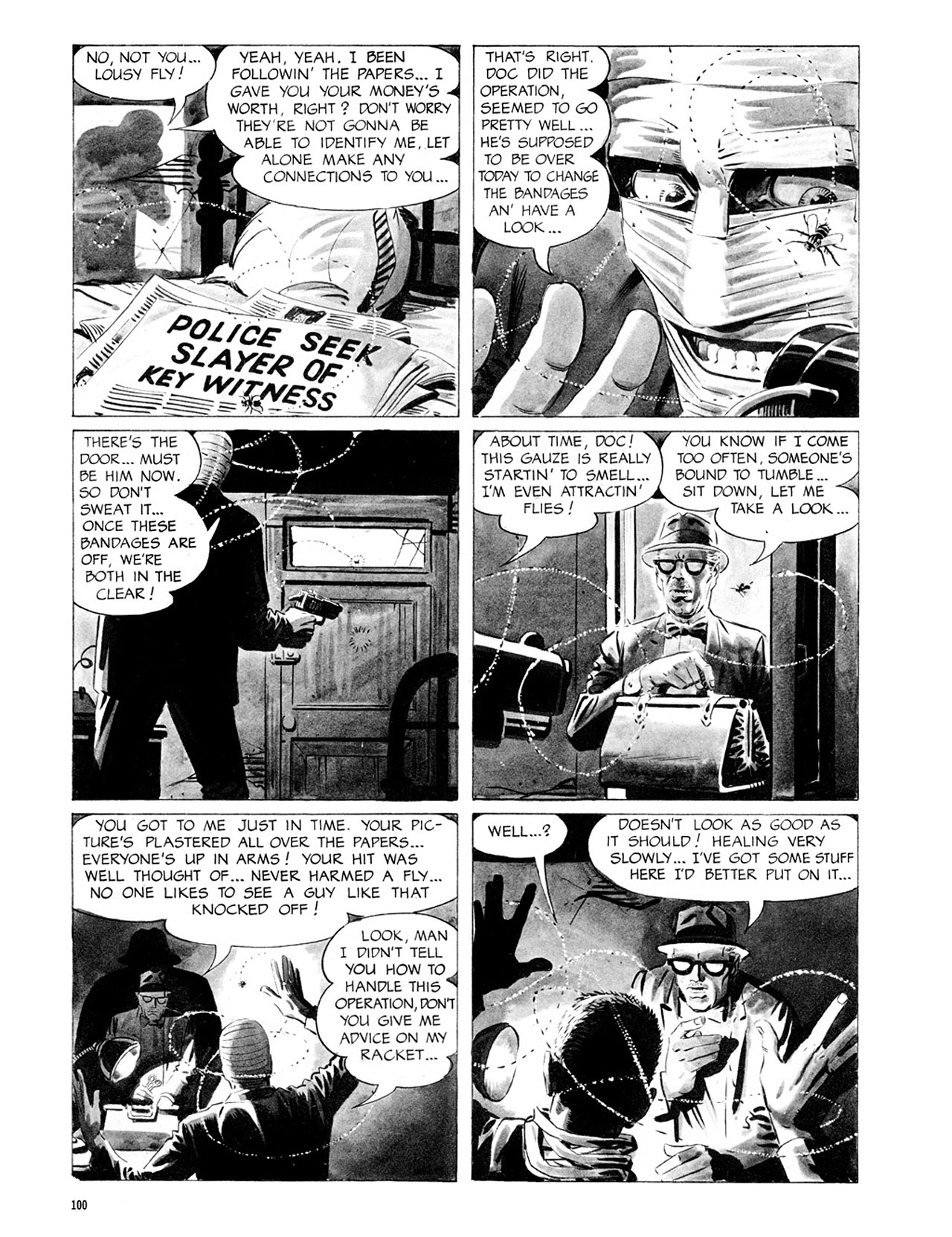 Read online Eerie Archives comic -  Issue # TPB 2 - 101