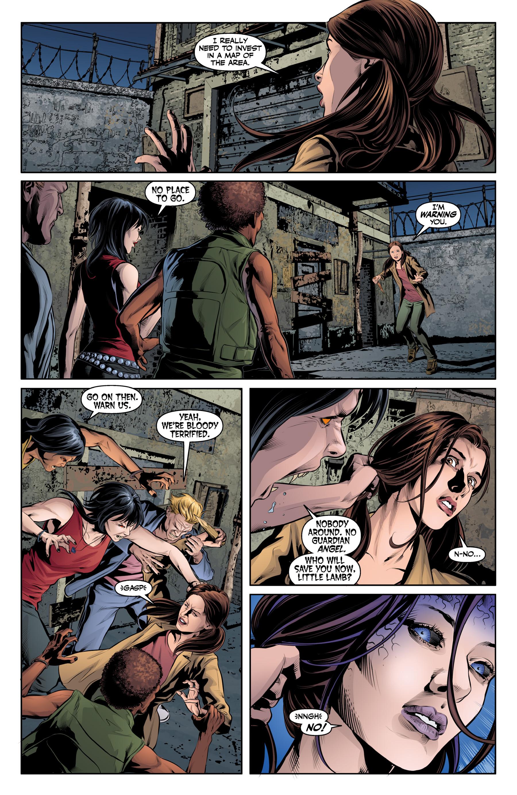 Read online Angel & Faith Season 10 comic -  Issue #19 - 5