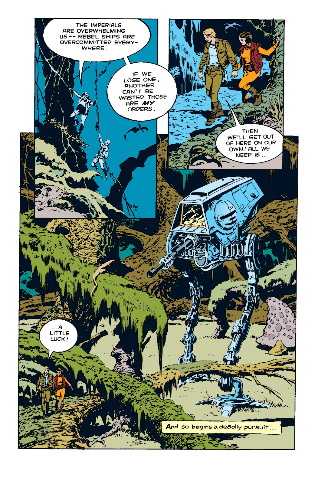 Read online Star Wars Legends: The Newspaper Strips - Epic Collection comic -  Issue # TPB (Part 4) - 88