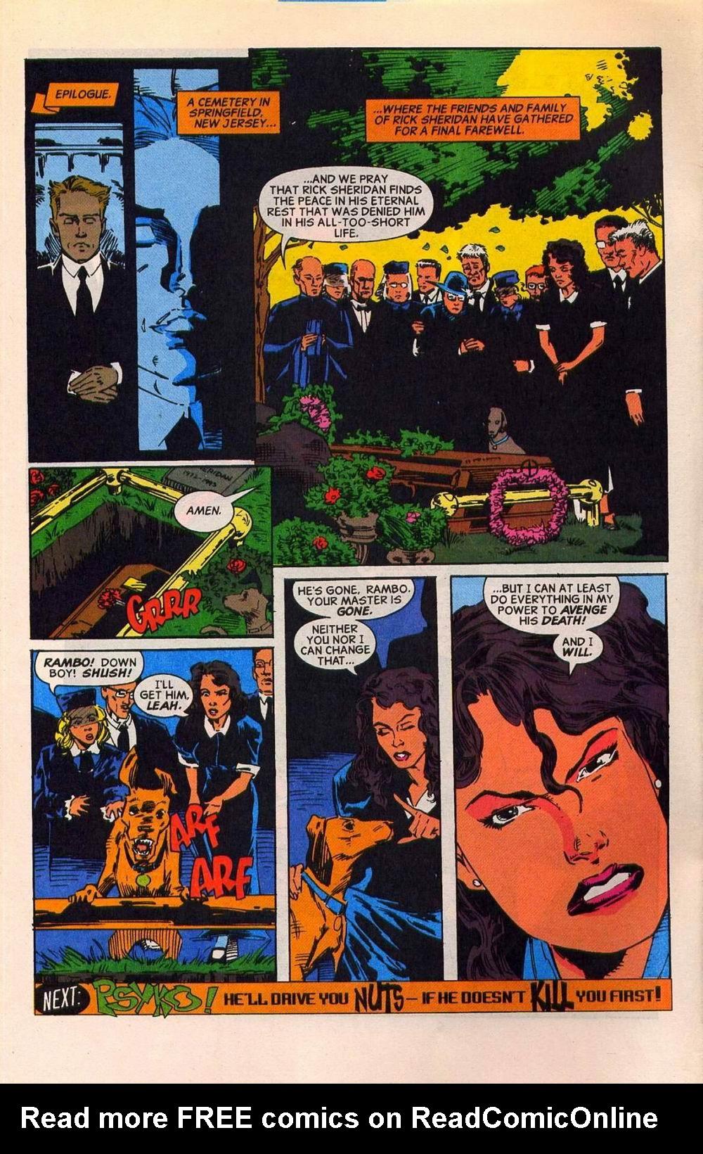 Read online Sleepwalker comic -  Issue #27 - 23