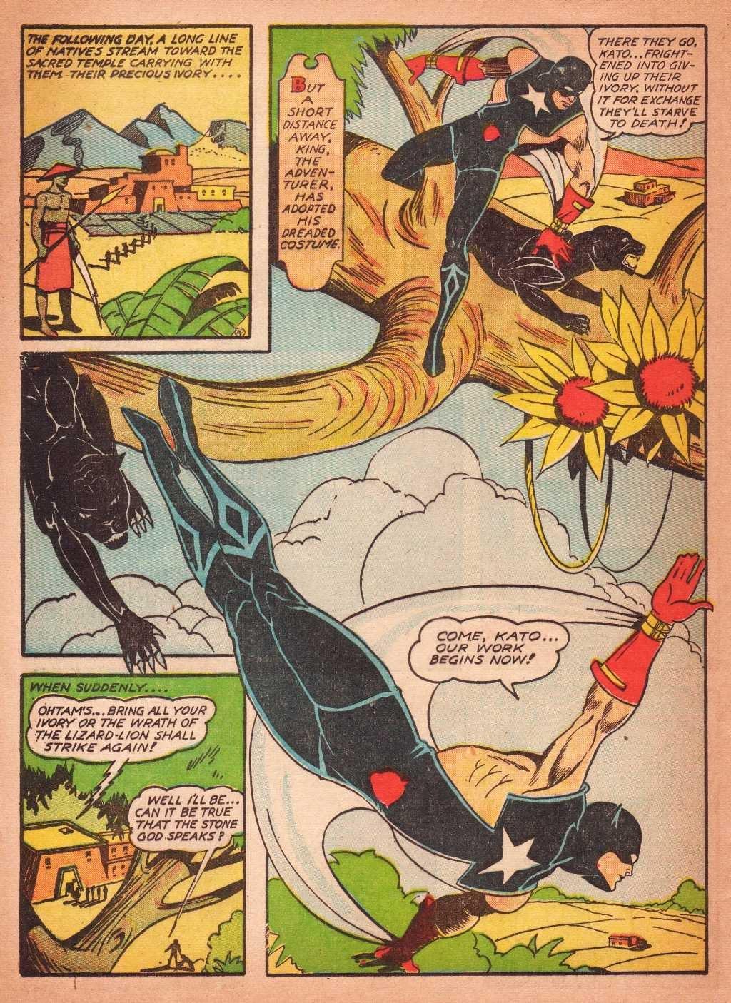 Read online Super-Magician Comics comic -  Issue #2 - 50