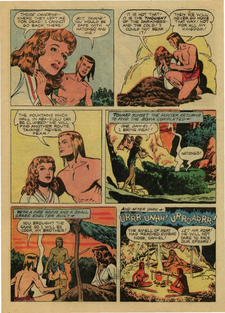 Tarzan (1948) issue 72 - Page 29
