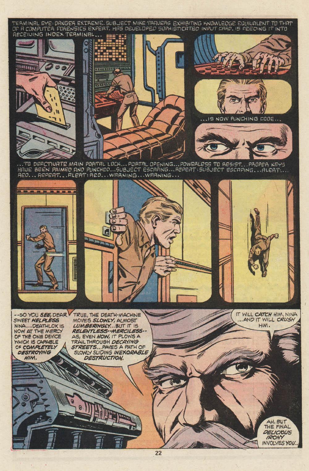 Read online Astonishing Tales (1970) comic -  Issue #30 - 14