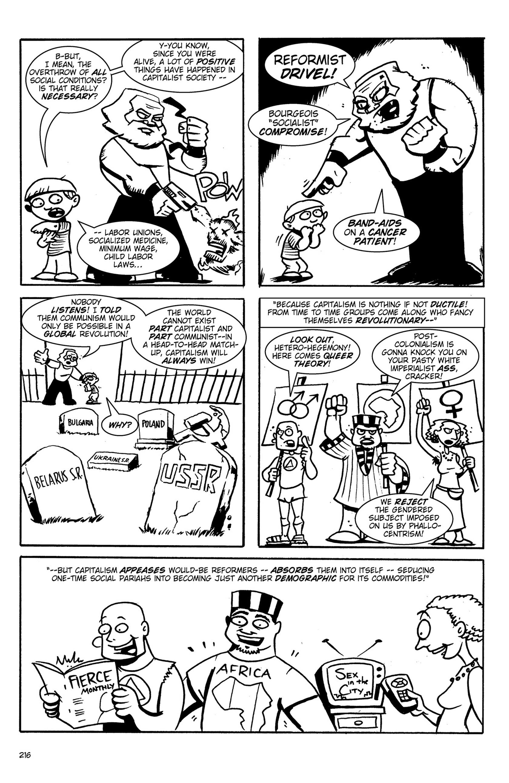 Read online Action Philosophers! comic -  Issue #Action Philosophers! TPB (Part 2) - 44
