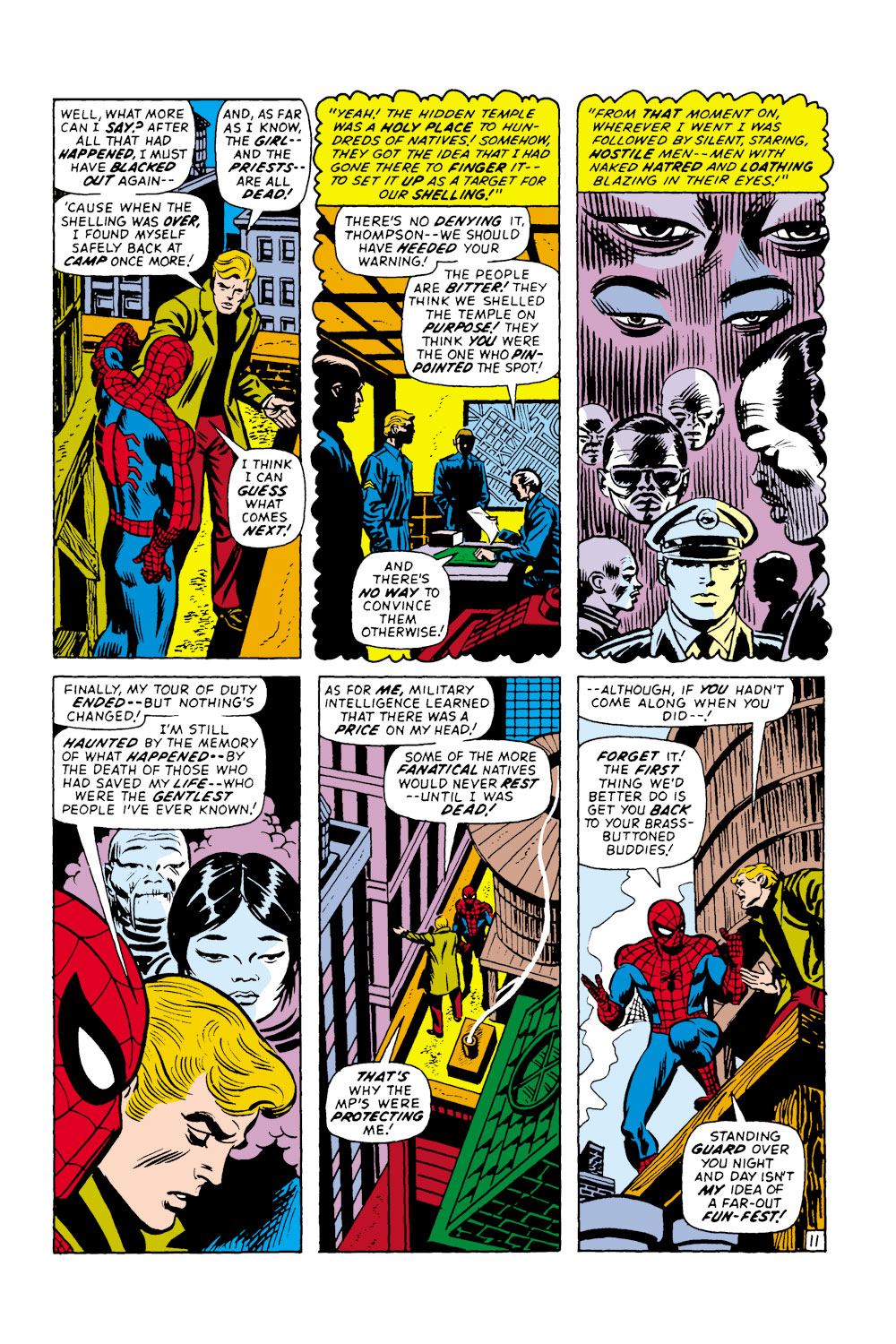 The Amazing Spider-Man (1963) 108 Page 11