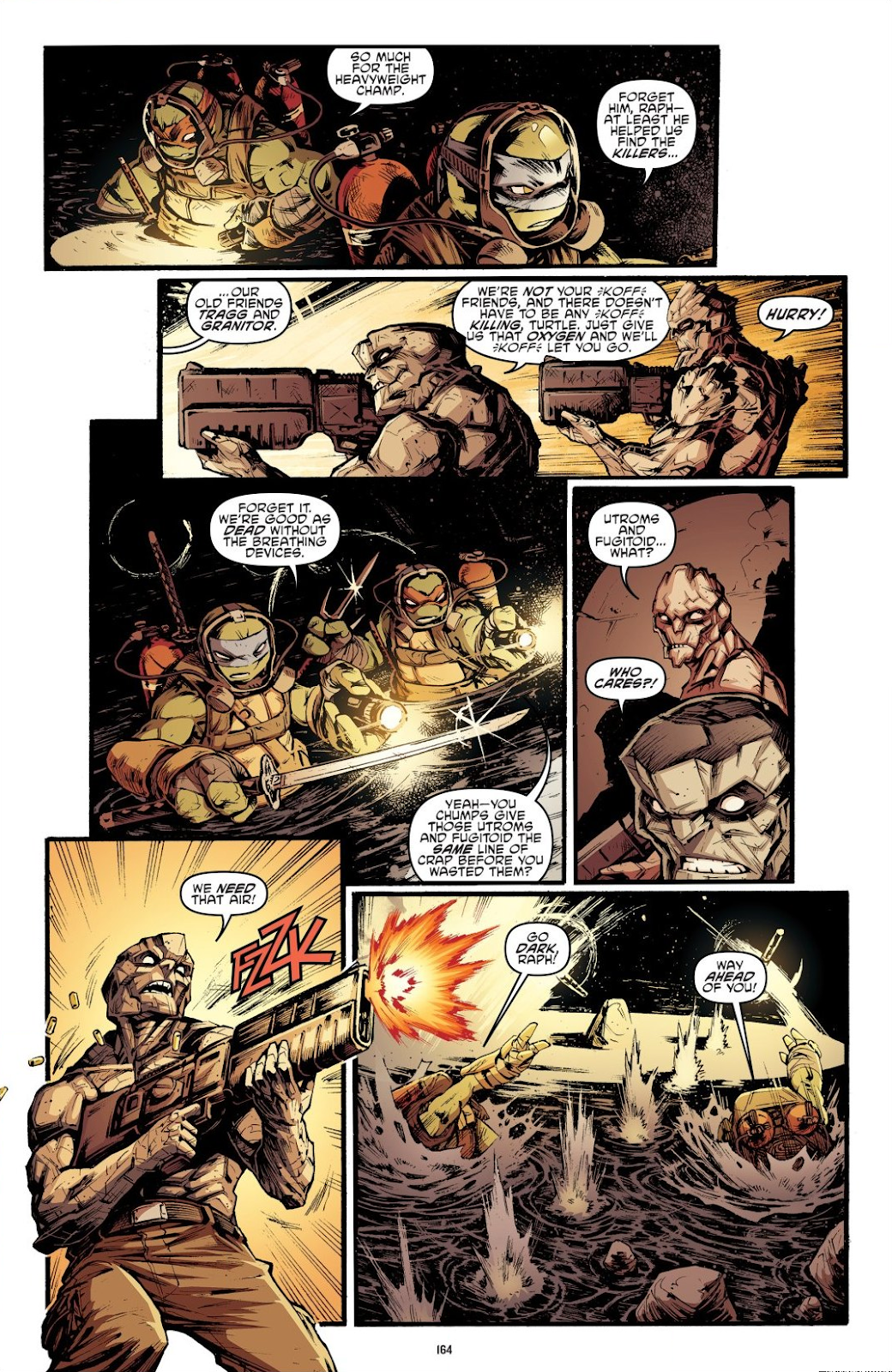 Read online Teenage Mutant Ninja Turtles: The IDW Collection comic -  Issue # TPB 7 (Part 2) - 58