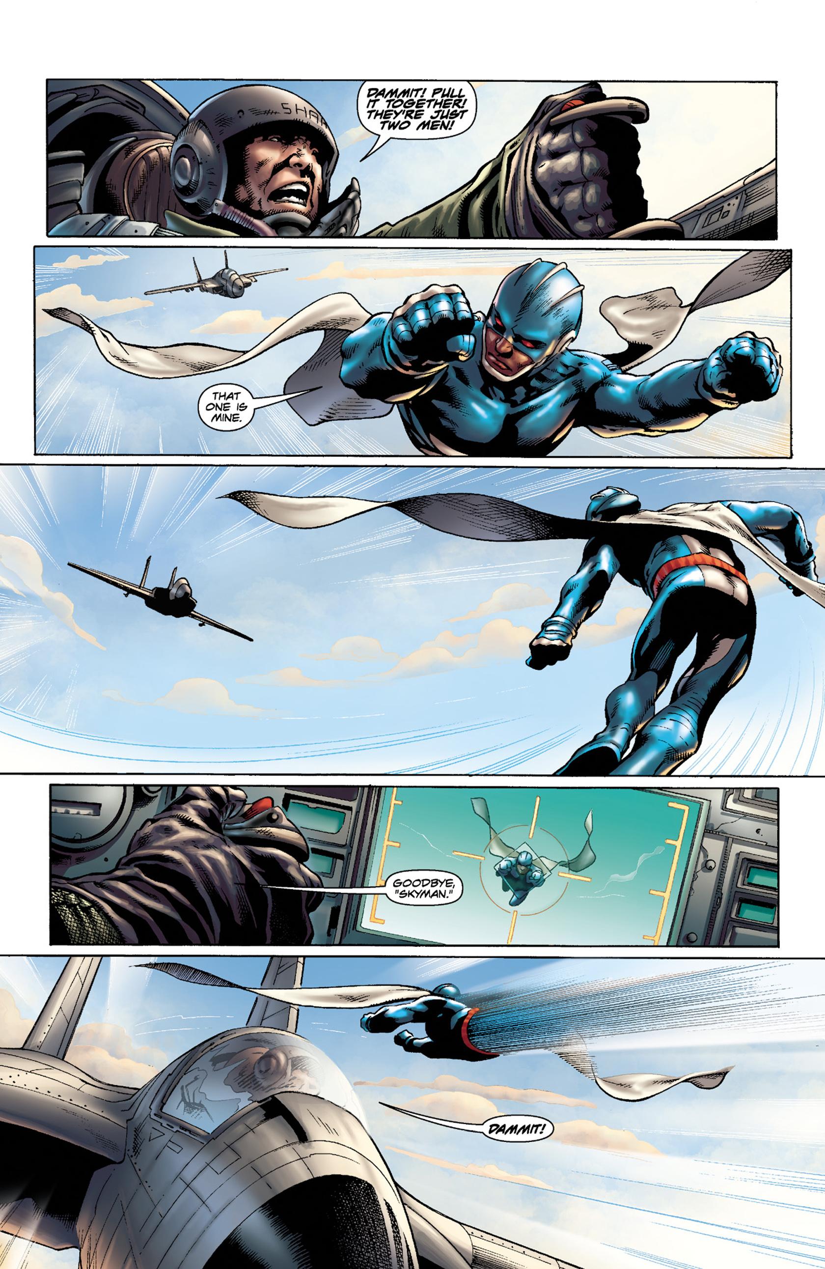Read online Skyman comic -  Issue #3 - 15